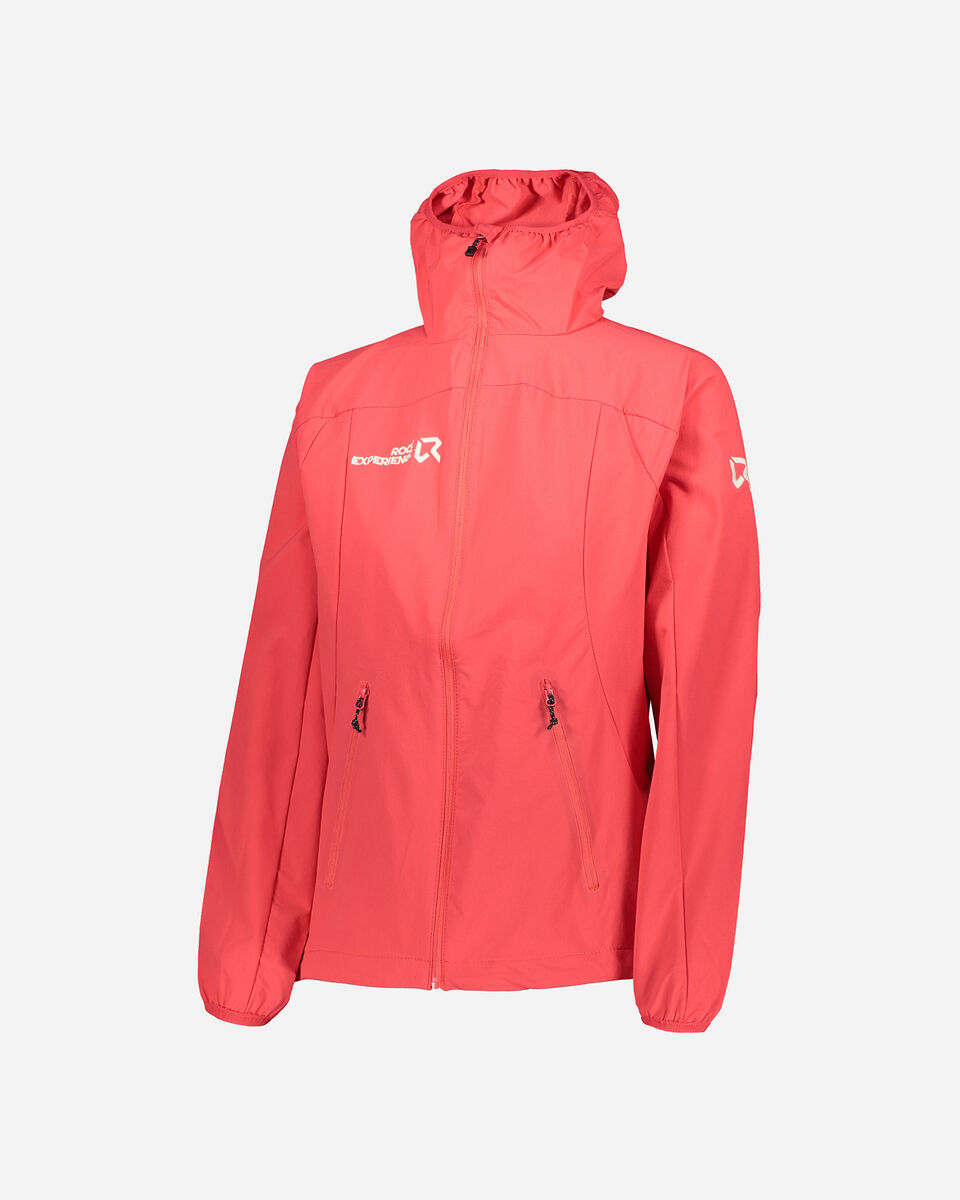 Pile ROCK EXPERIENCE SOLSTICE HOODIE W S4090033 scatto 0