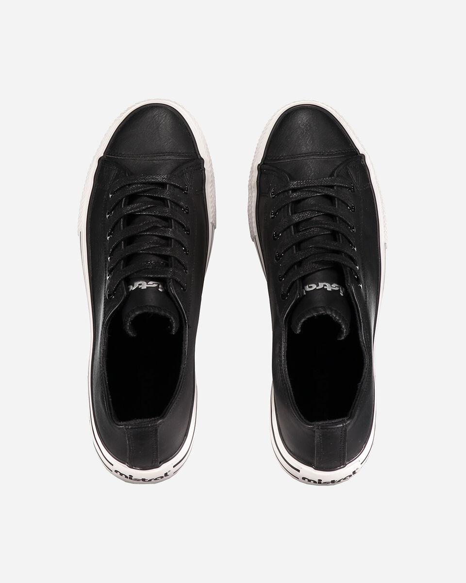 Scarpe sneakers MISTRAL STRIPES PLAT W S4050258 scatto 2