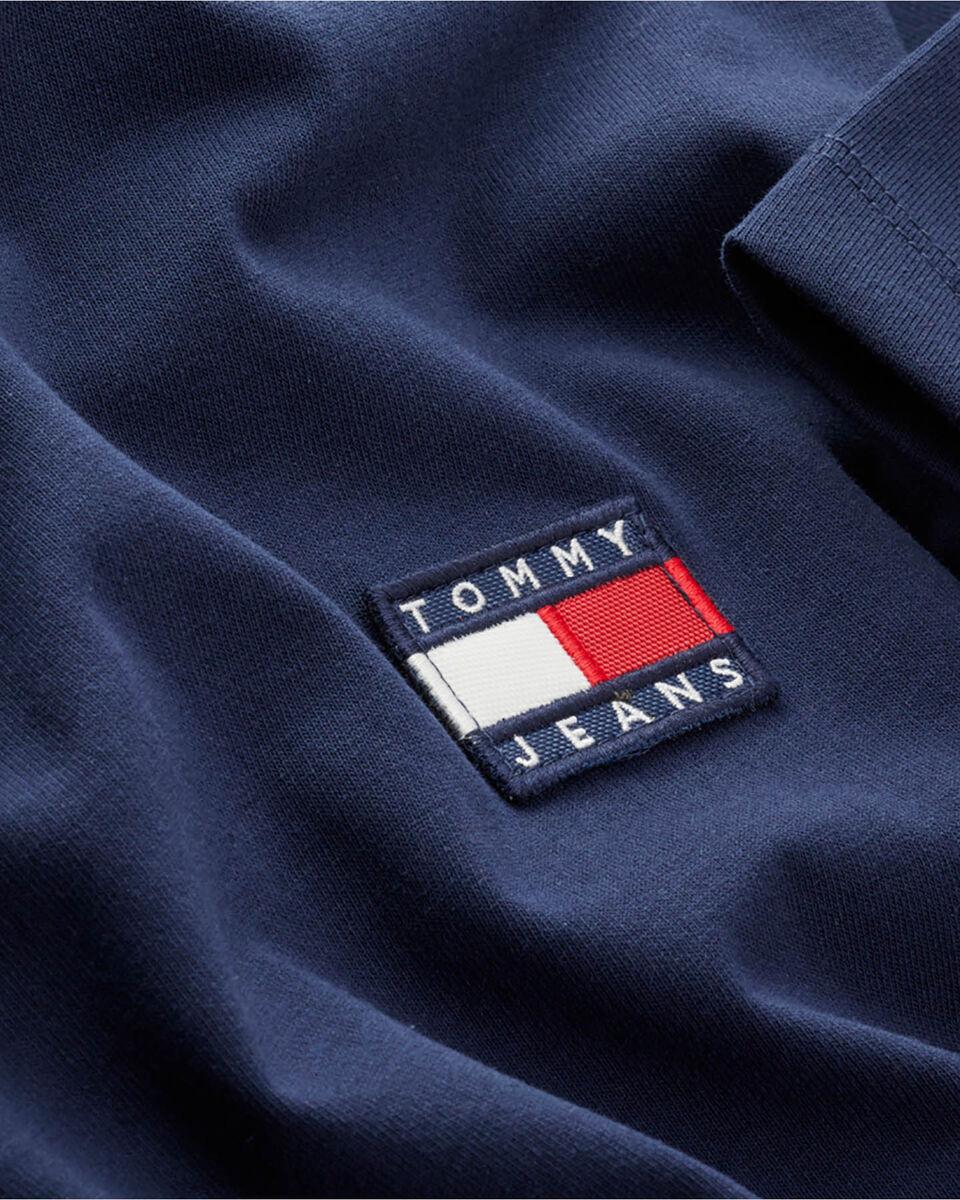 T-Shirt TOMMY HILFIGER CROP LOGO FLAG W S4089041 scatto 2