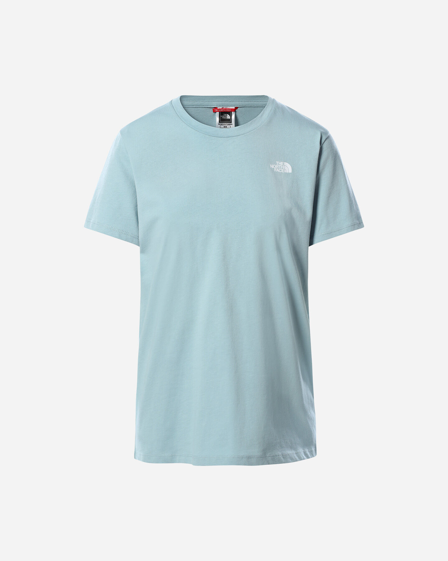 T-Shirt THE NORTH FACE CAMPAY BACK LOGO W S5296487 scatto 0