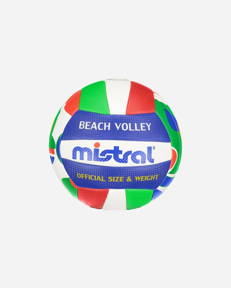 Pallone volley MISTRAL BEACH ITALIA 20 S4076111|896|UNI scatto 0