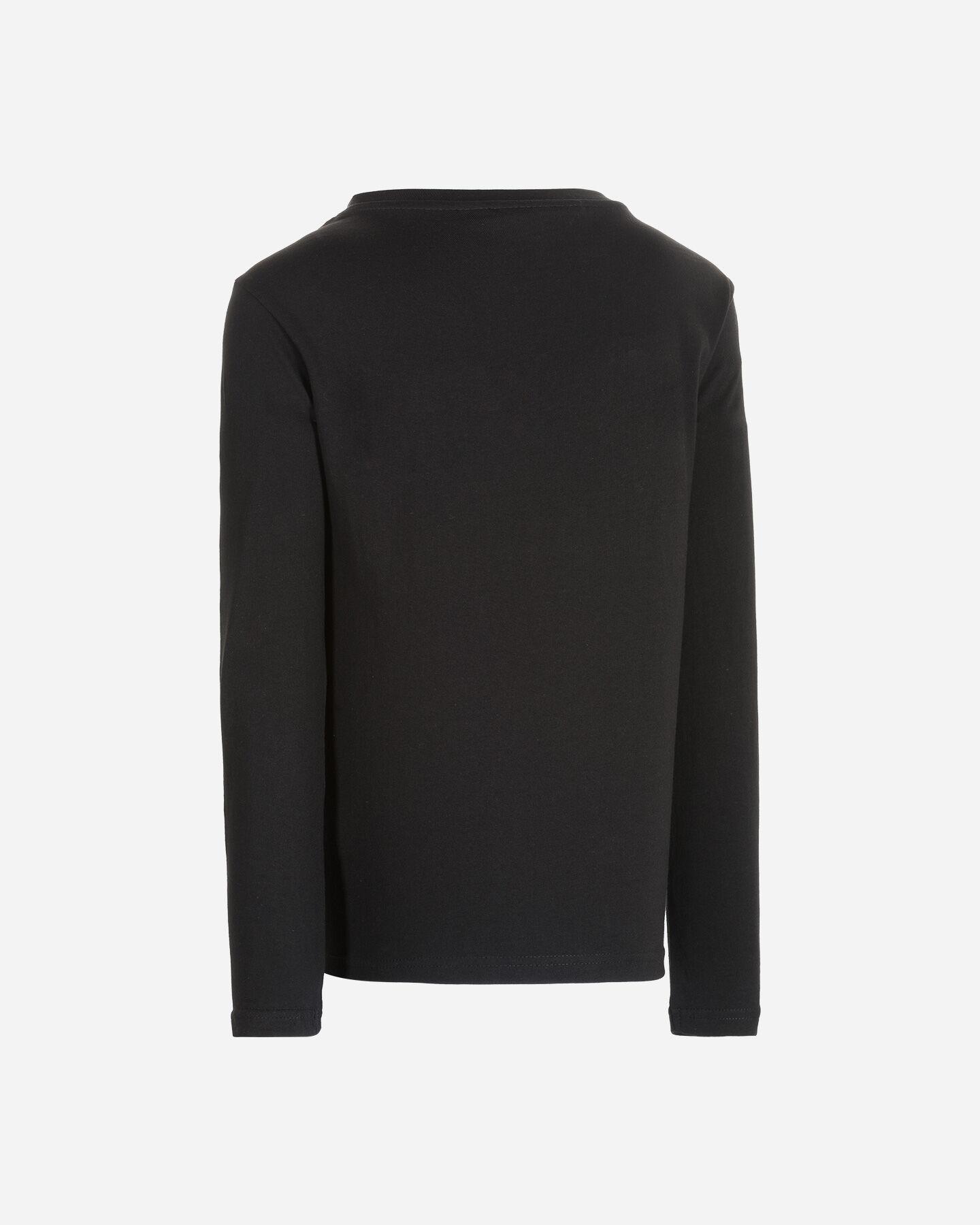 T-Shirt ELLESSE ML JR S4080389 scatto 1