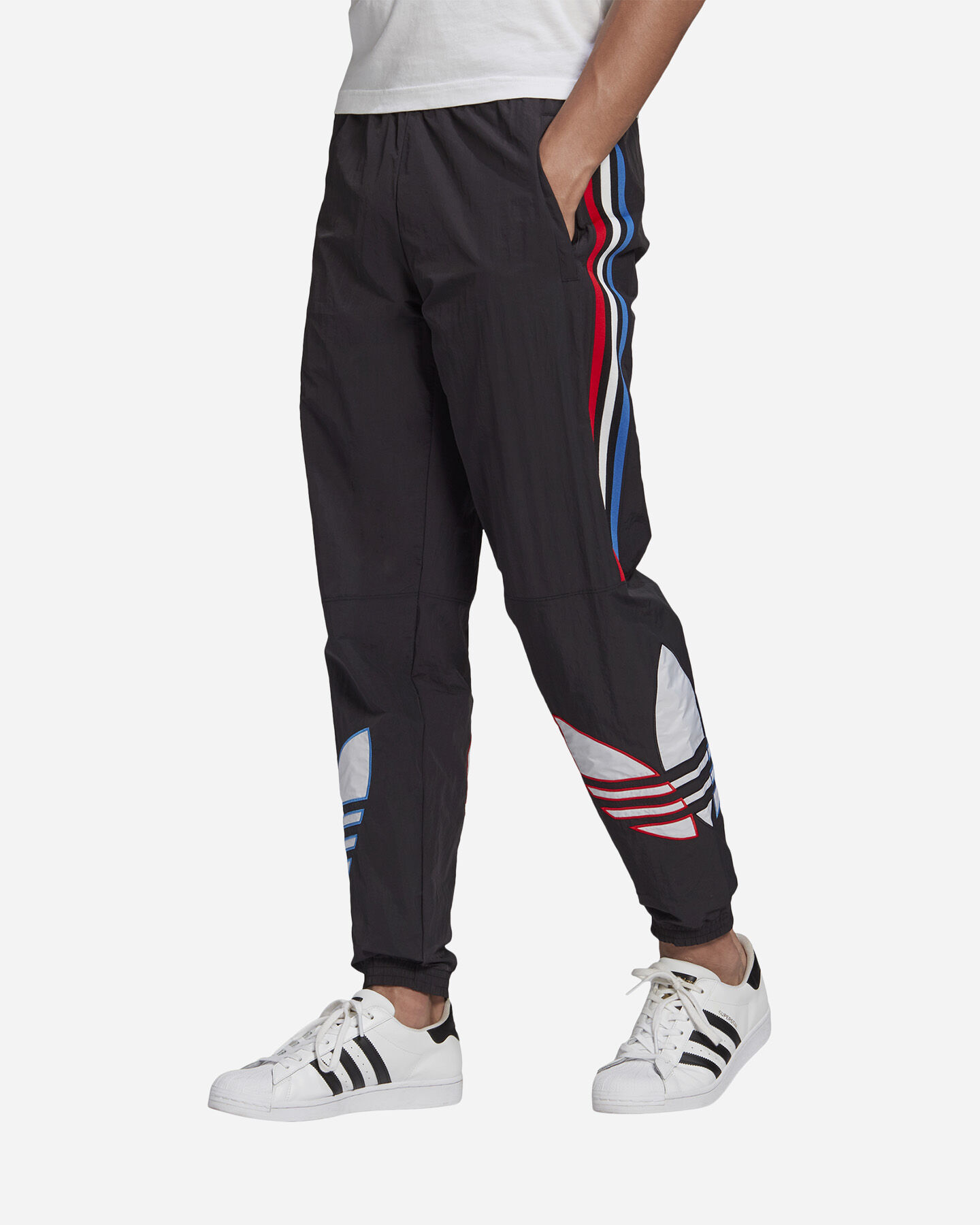 Pantalone ADIDAS SPACE RACE M S5271413 scatto 1