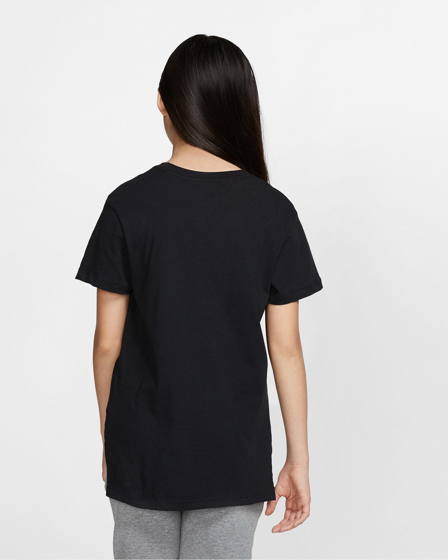 T-Shirt NIKE SWOOSH JR S2023505 scatto 3