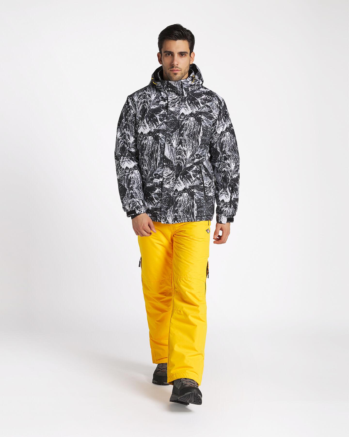 Giacca snow BEAR DETACH HOODIE M S4054048 scatto 1