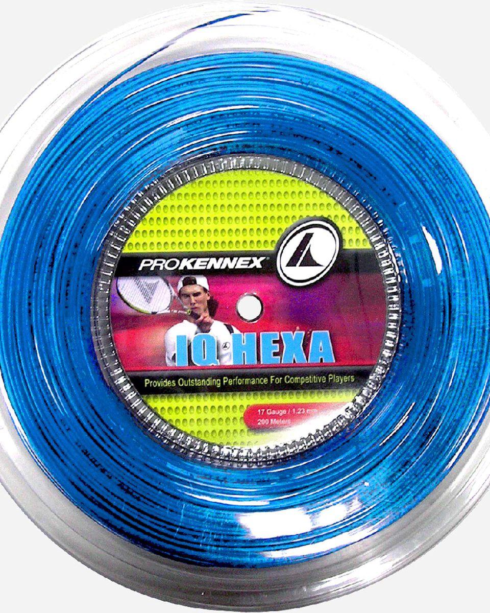 Corde tennis PRO KENNEX IQ HEXA 200 MT S1227686|9999|UNI scatto 1