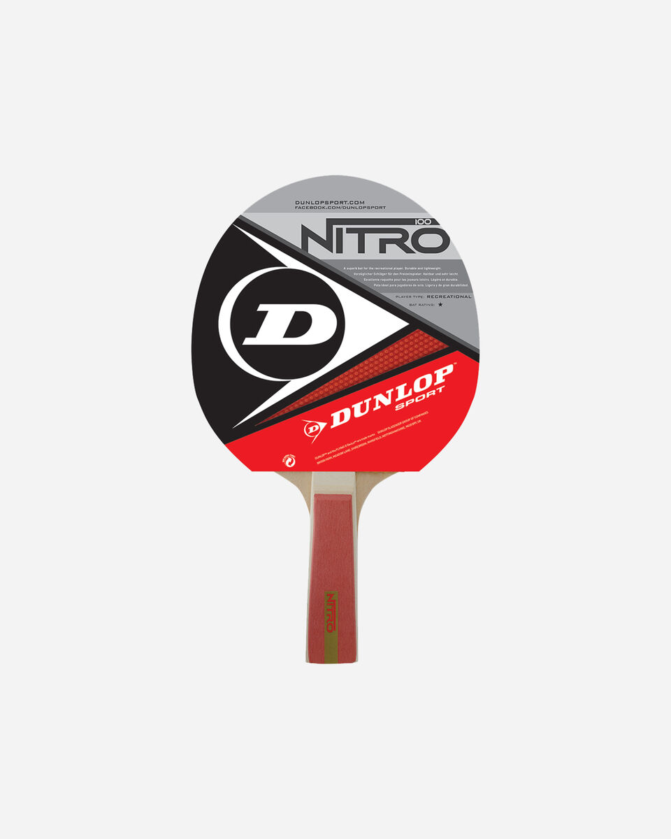 Accessorio ping pong DUNLOP NITRO POWER S4010045|1|UNI scatto 0