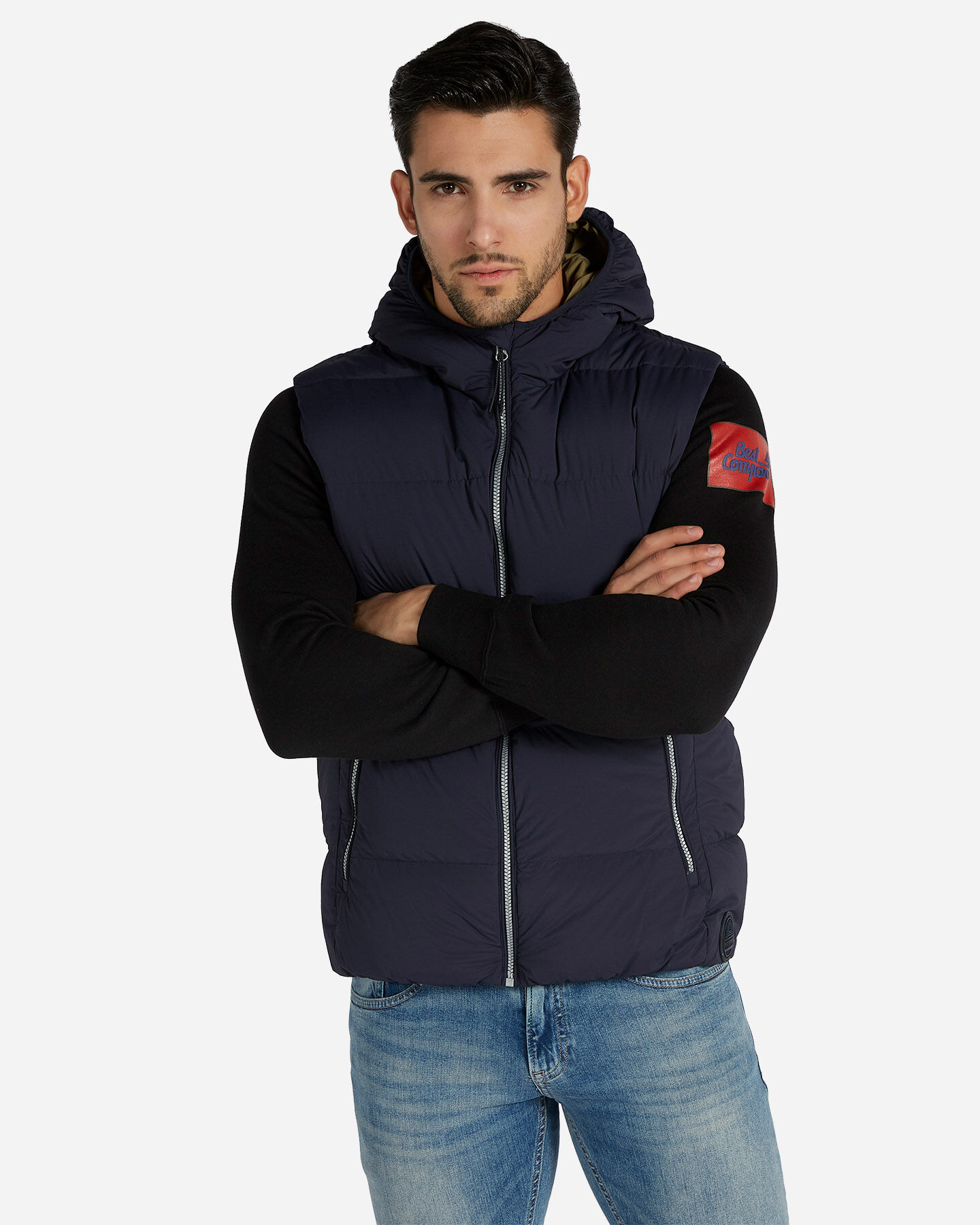 Gilet BEST COMPANY HOODIE M S4069322 scatto 0