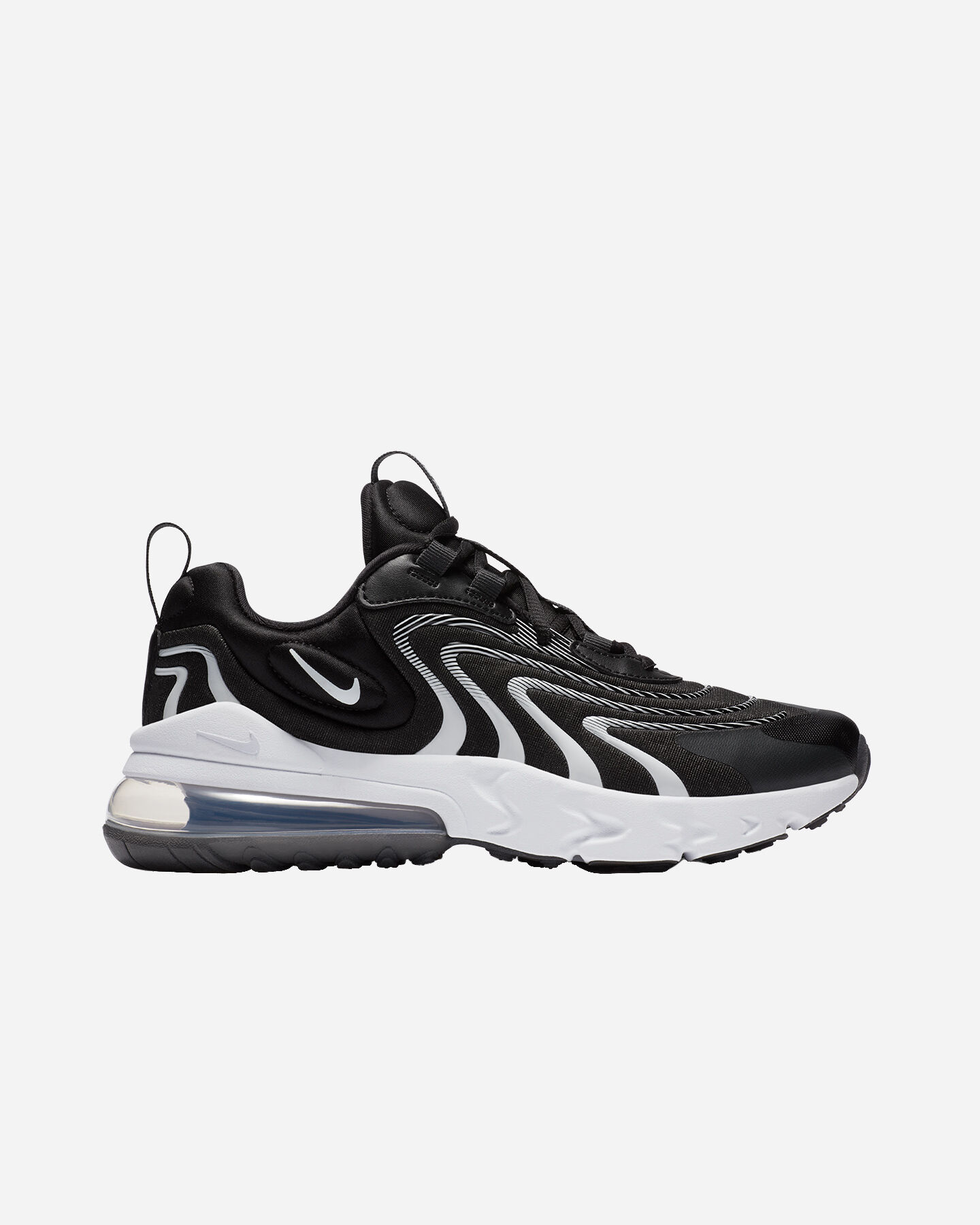 Scarpe sneakers NIKE AIR MAX 270 REACT ENG GS JR S5223505 scatto 0