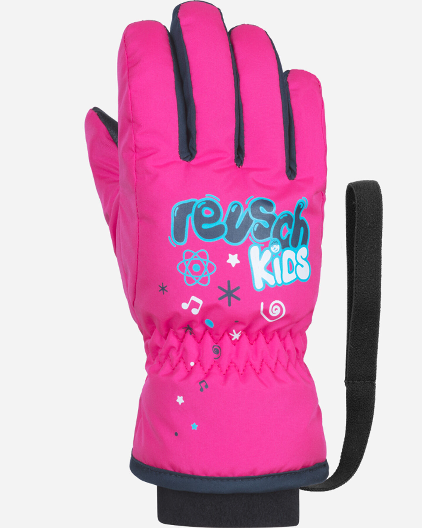 Guanti sci REUSCH KIDS JR S1284209 scatto 1