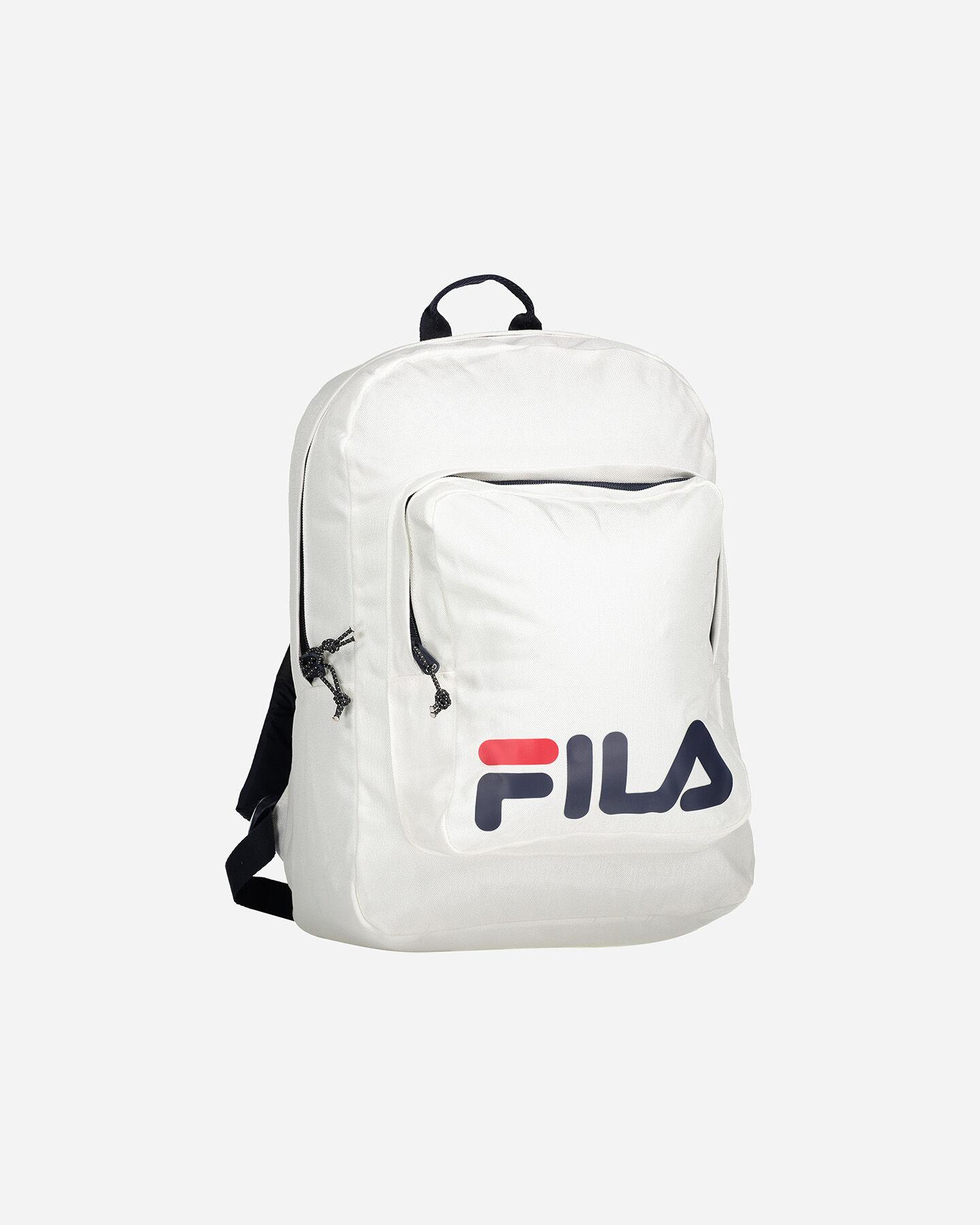 Zaino FILA CLASSIC BIG LOGO S4066880|001|UNI scatto 0