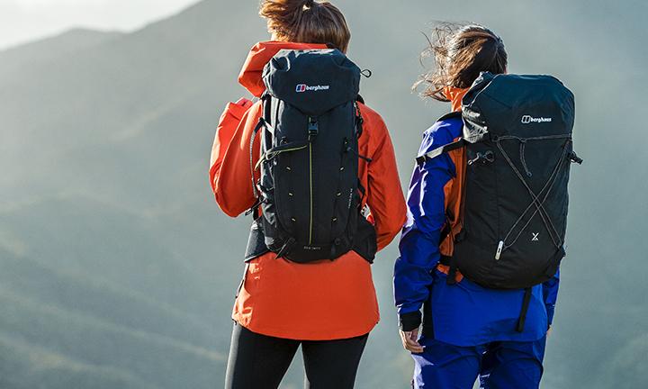 super popular b3ddb 6017d BERGHAUS: zaini e abbigliamento da montagna | Cisalfa Sport