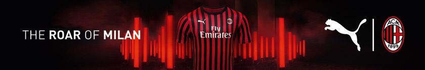 abbigliamento ufficiale AC MILAN