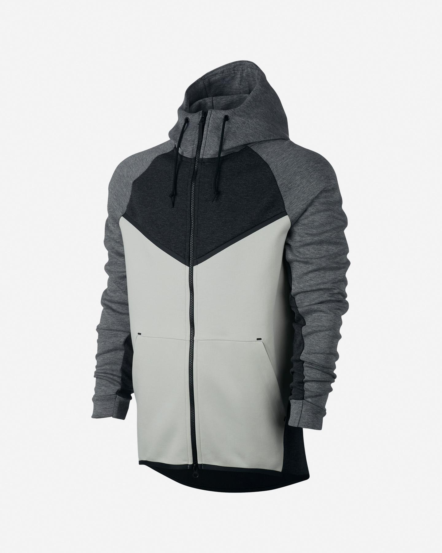 M Cisalfa Windrunner Sport Su Fleece 885904 Nike Tech Felpa tRSqZw