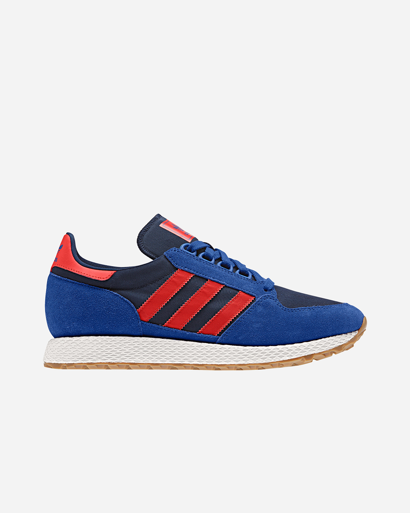 the latest ded7c eebdd Scarpe sneakers ADIDAS FOREST GROVE M ...