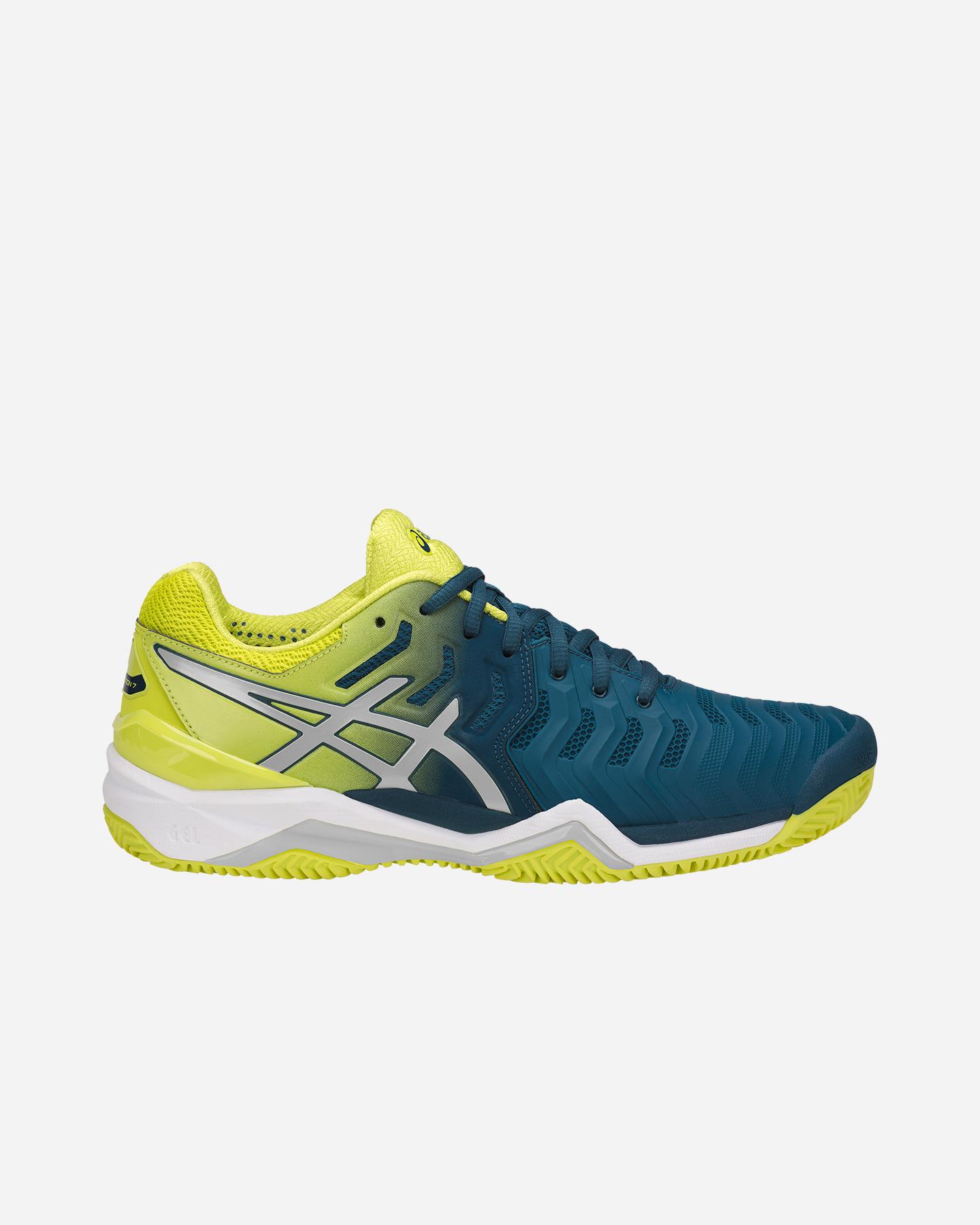 Sport Su Scarpe Tennis Gel E702y M 4589 7 Resolution Cisalfa Asics gaSqwvFn fc28e8f436e