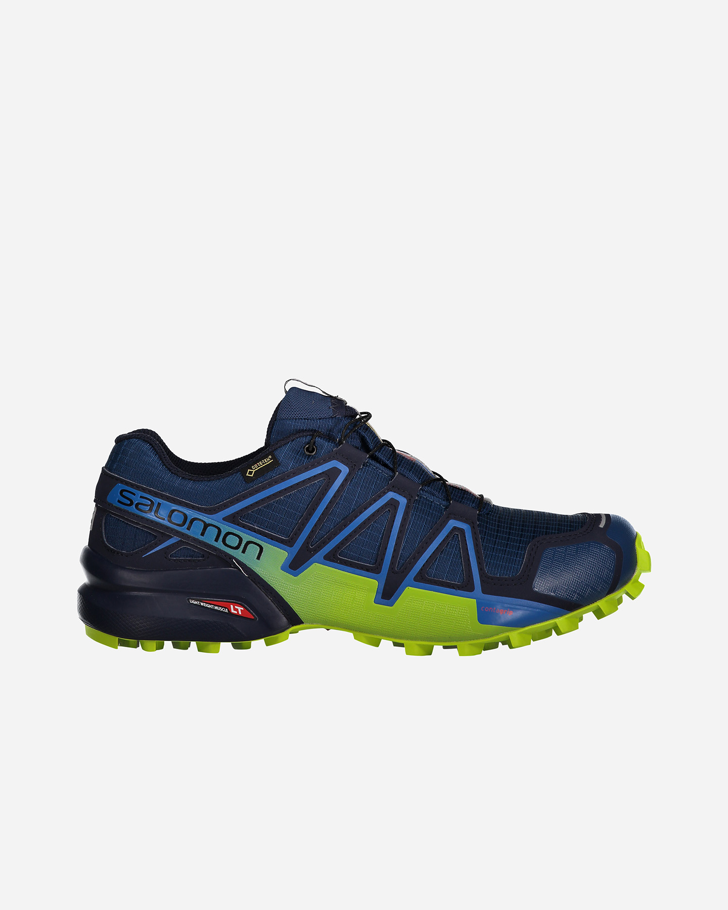 Scarpe L40492300 Cisalfa Sport Trail Speedcross Salomon 4 Su M Gtx XIq7nB71 6be3ab0821b