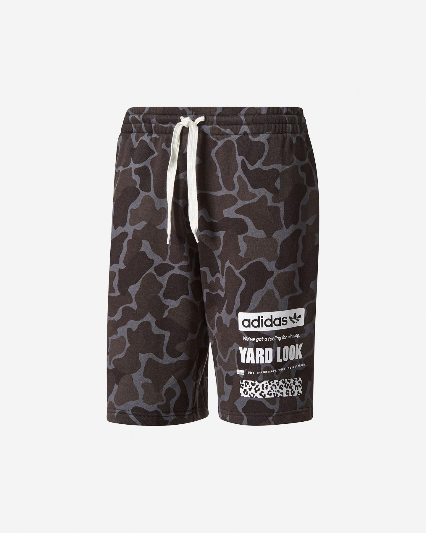 pantaloni adidas mimetici