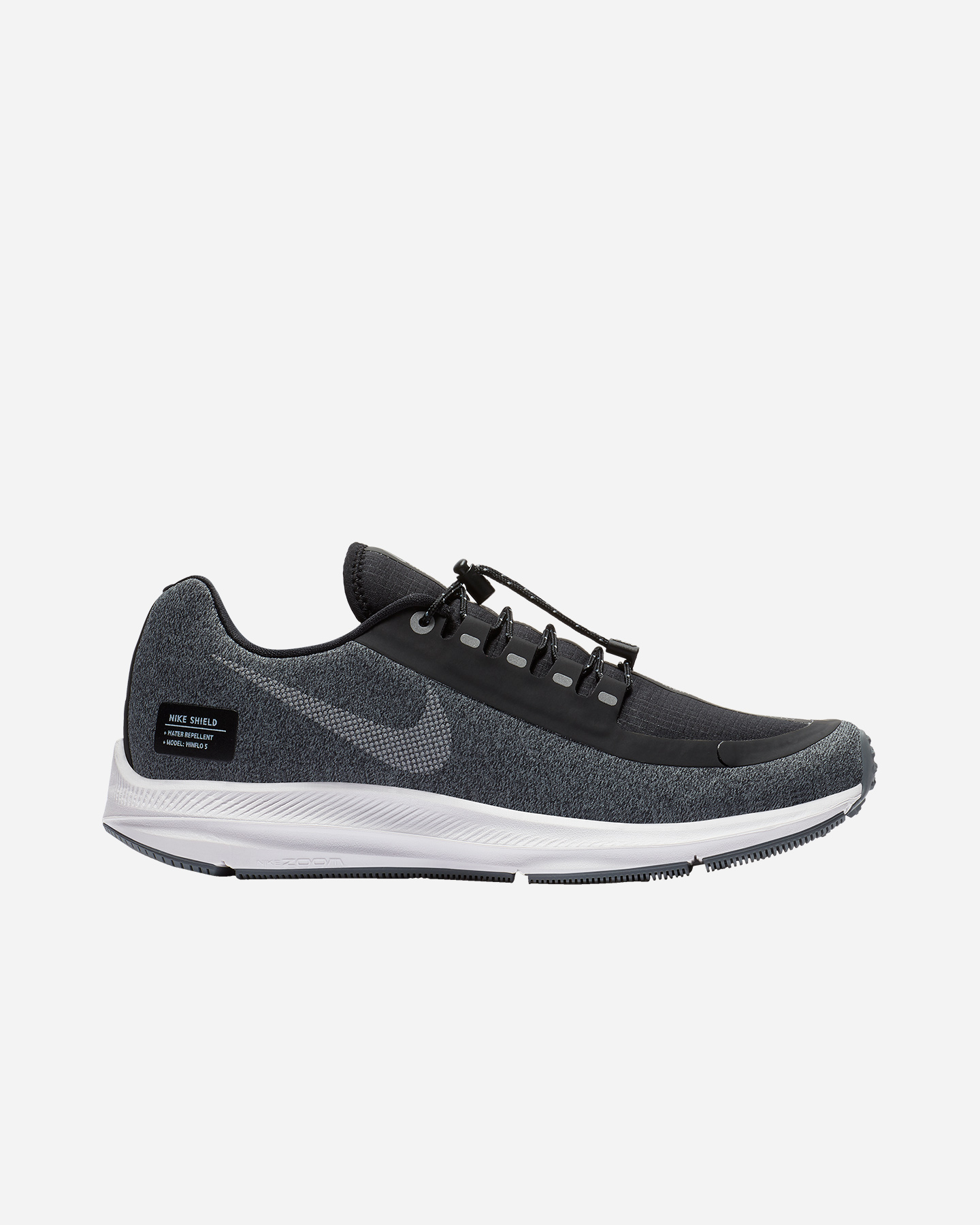 innovative design 197b3 4087c Scarpe Running Nike Zoom Winflo 5 Shield W AO1573-001 | Cisalfa Sport