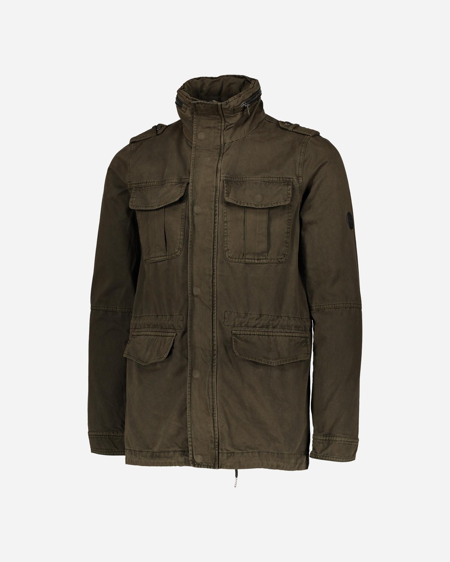giacca fila militare