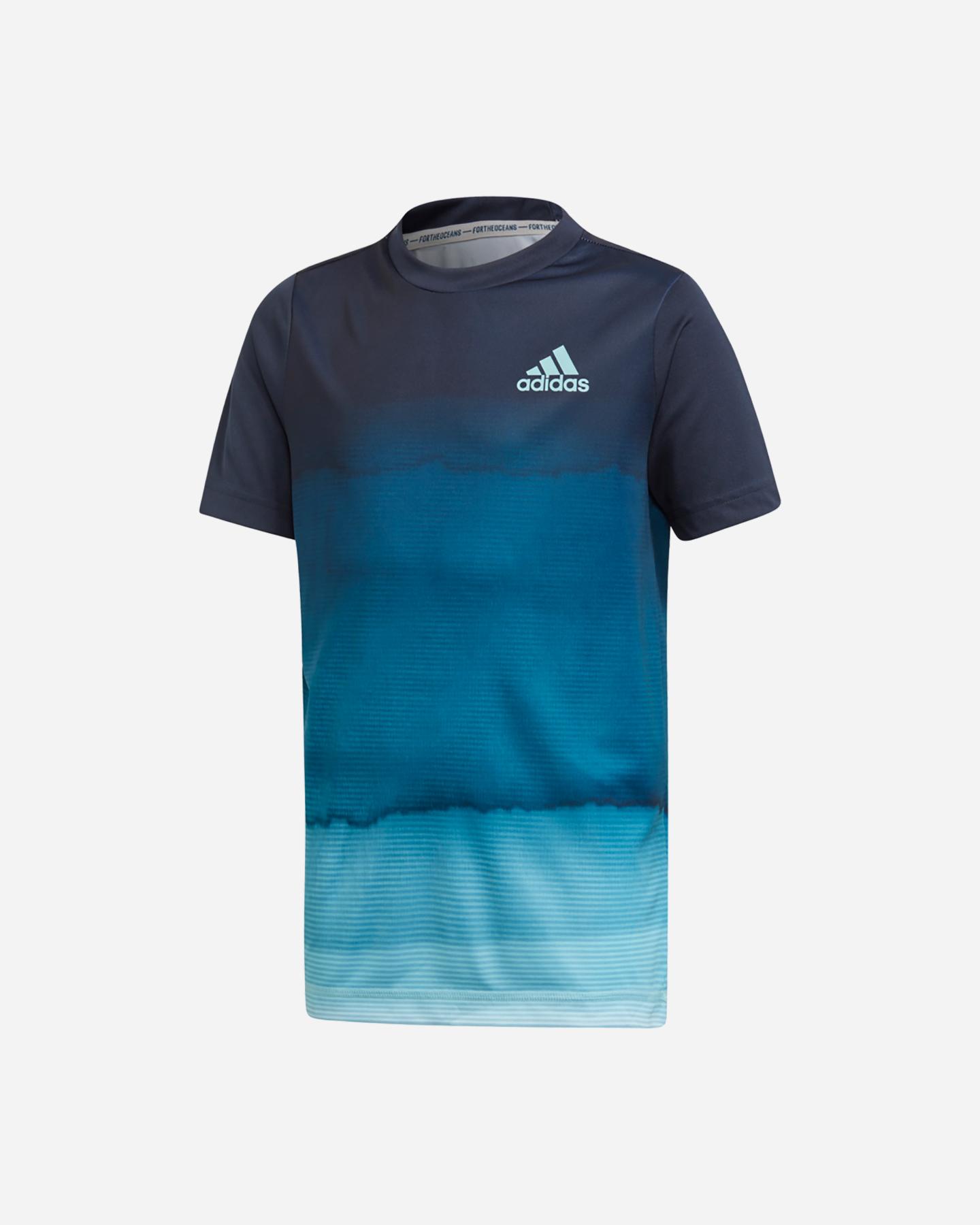 Adidas e Parley for the Oceans: scarpe e maglie