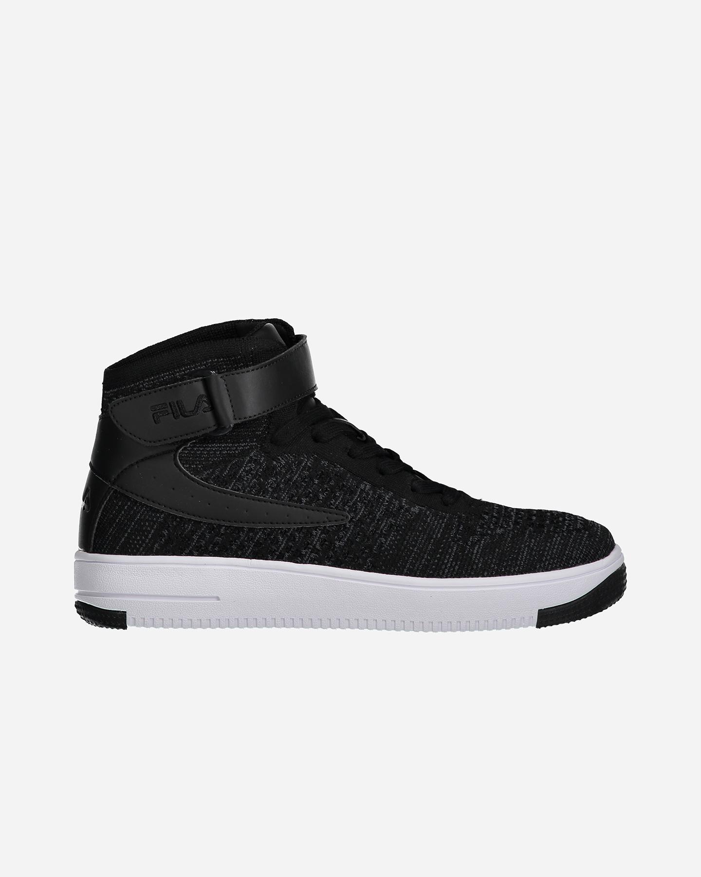 Scarpe sneakers FILA CLEVELAND MID KNIT M ... 4e583e082e8