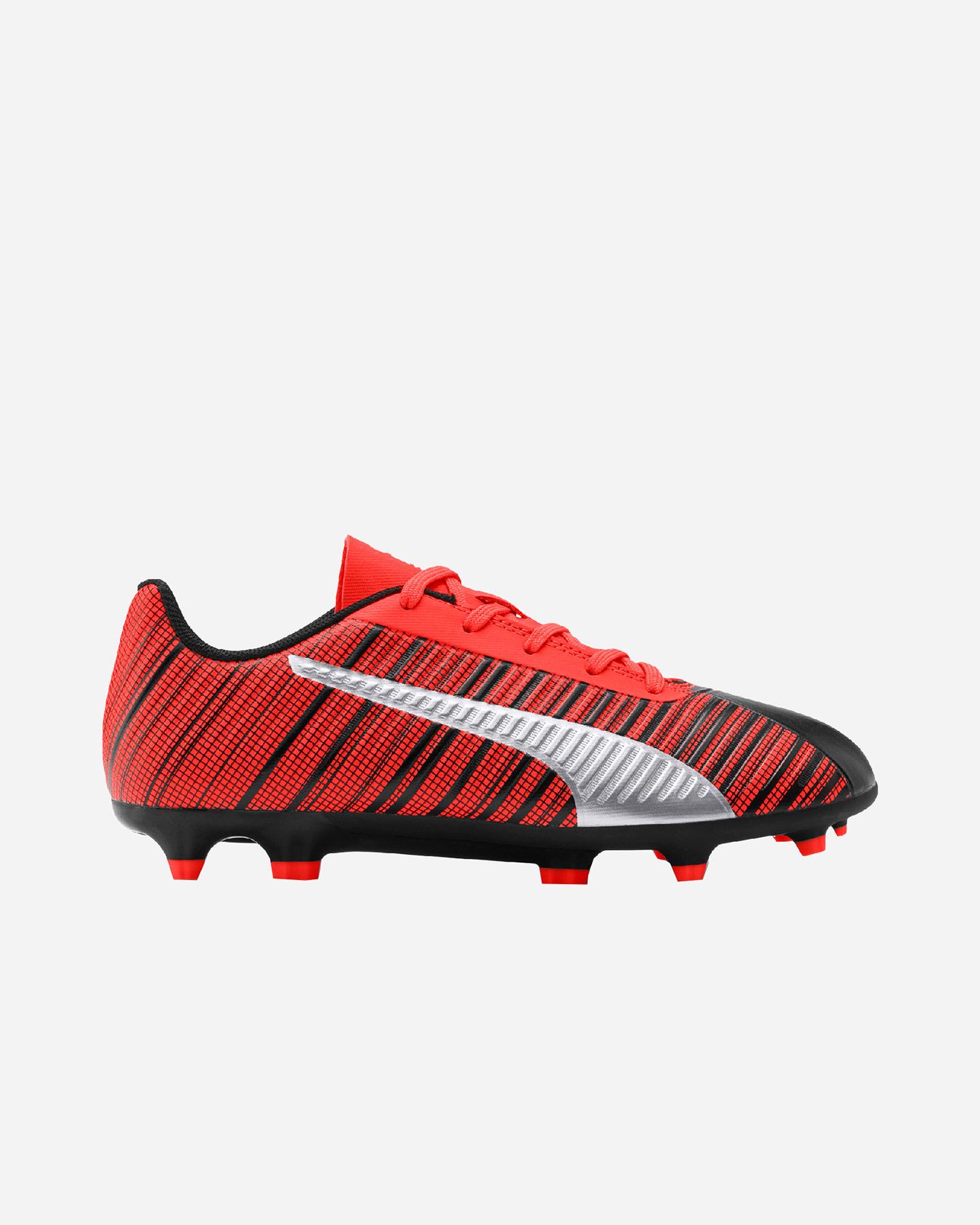 scarpe calcio puma rosse