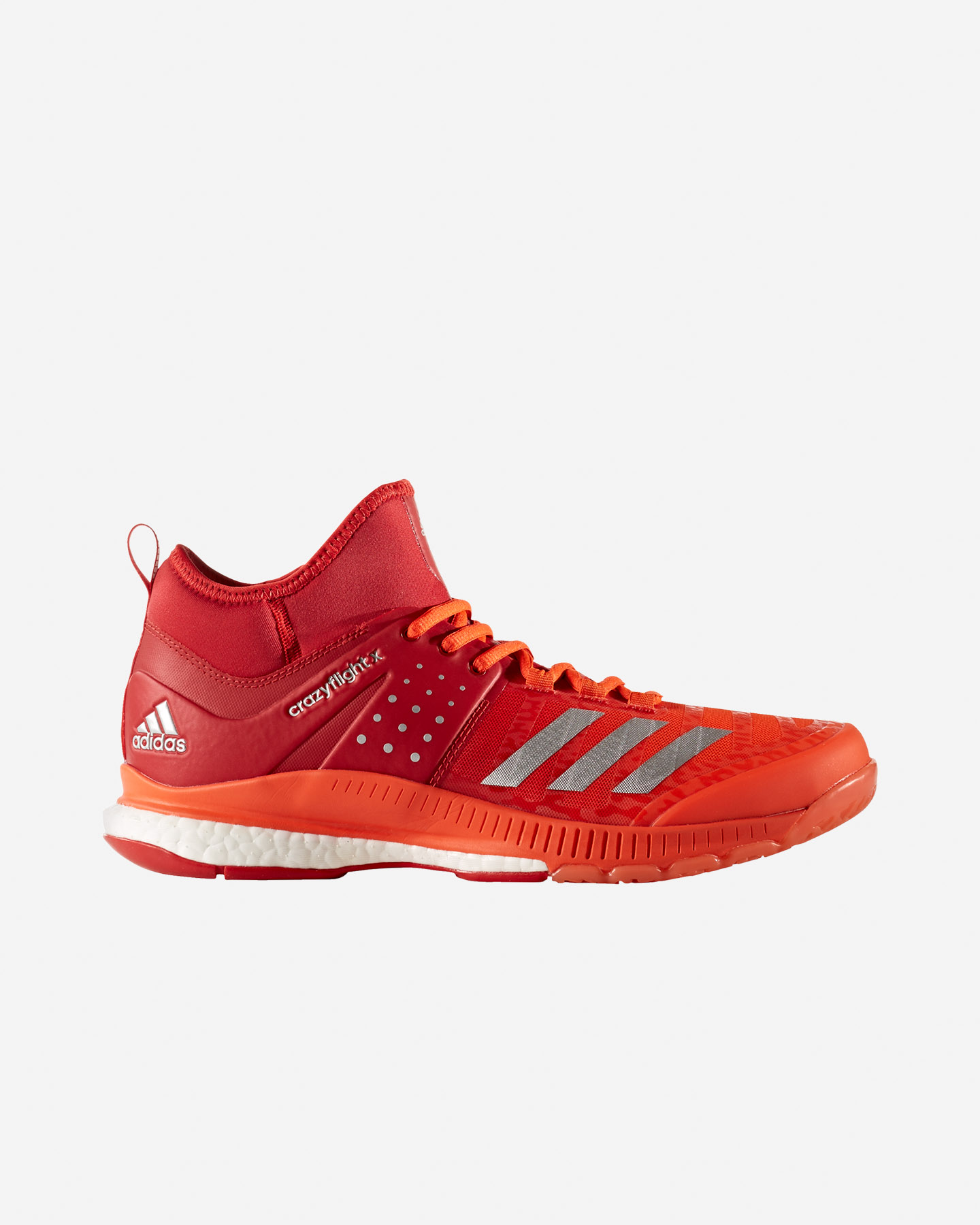 By2444 X Crazyflight Sport Volley Su Adidas Scarpe Cisalfa M Mid 5CIqgx