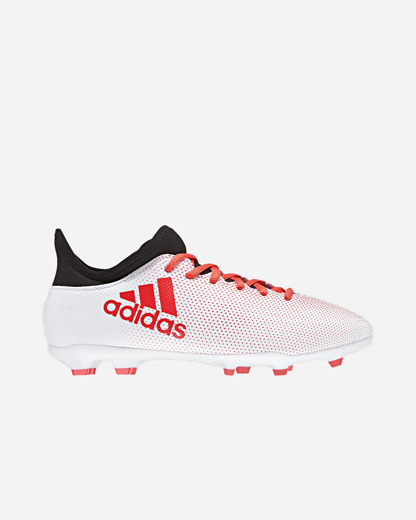 Scarpe calcio ADIDAS X 17.3 FG JR ...