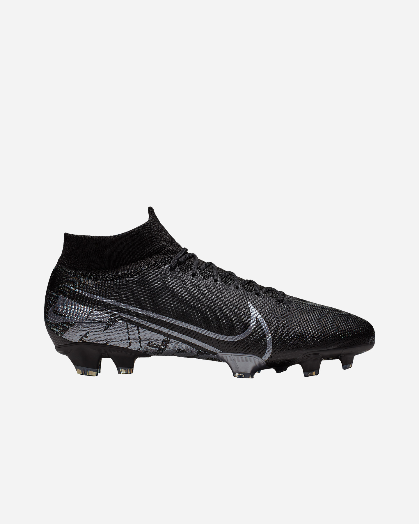 Scarpe Calcio Bambino Nike Mercurial Superfly Vi Club Mg Always Forward Pack Taglia 37,5 Colore: Giallo nero