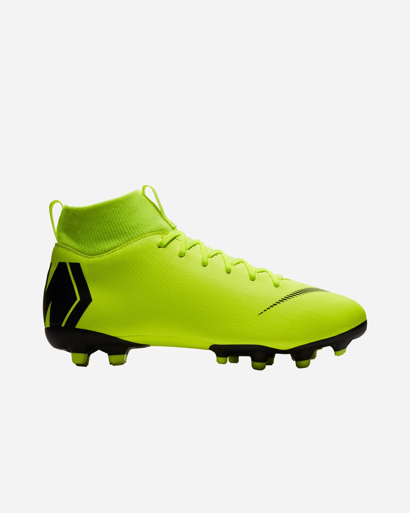 the best attitude bcd84 b04be Scarpe Calcio Nike Mercurial Superfly 6 Academy Gs Mg Jr AH7337-701 ...