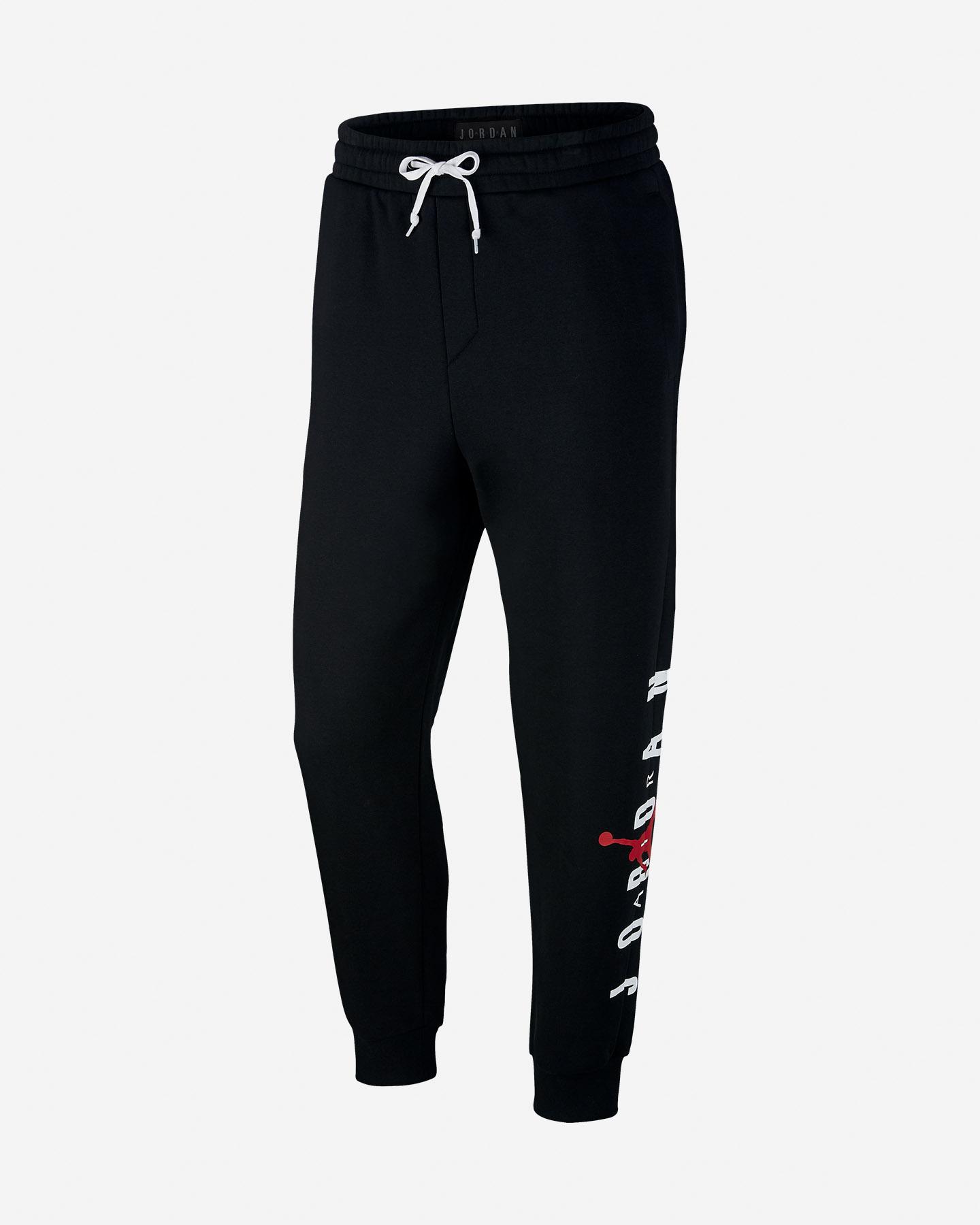 Abbigliamento Basket Nike Jordan Jump Air Gfx Fleece M AA1454-010