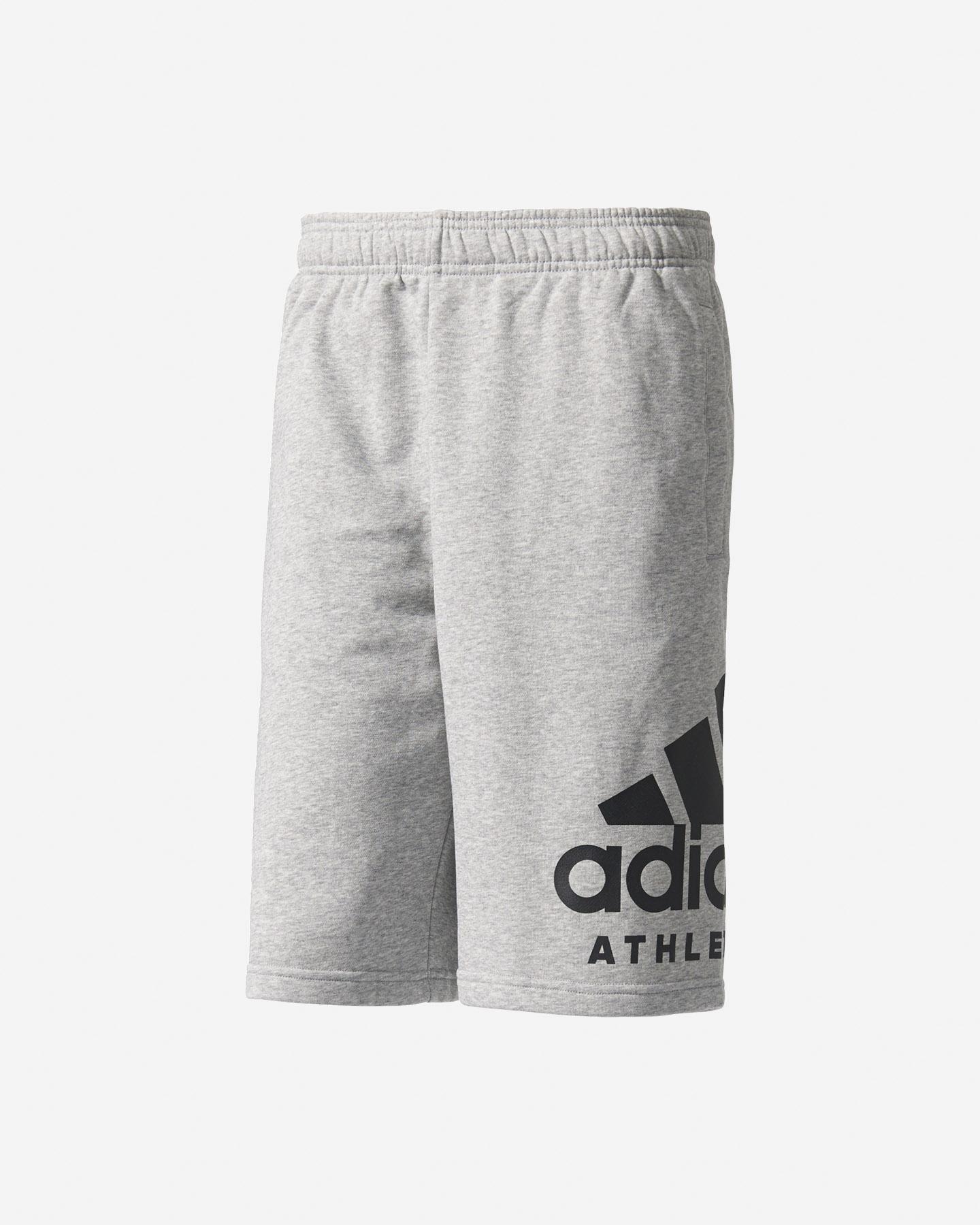 pantaloni adidas in felpa