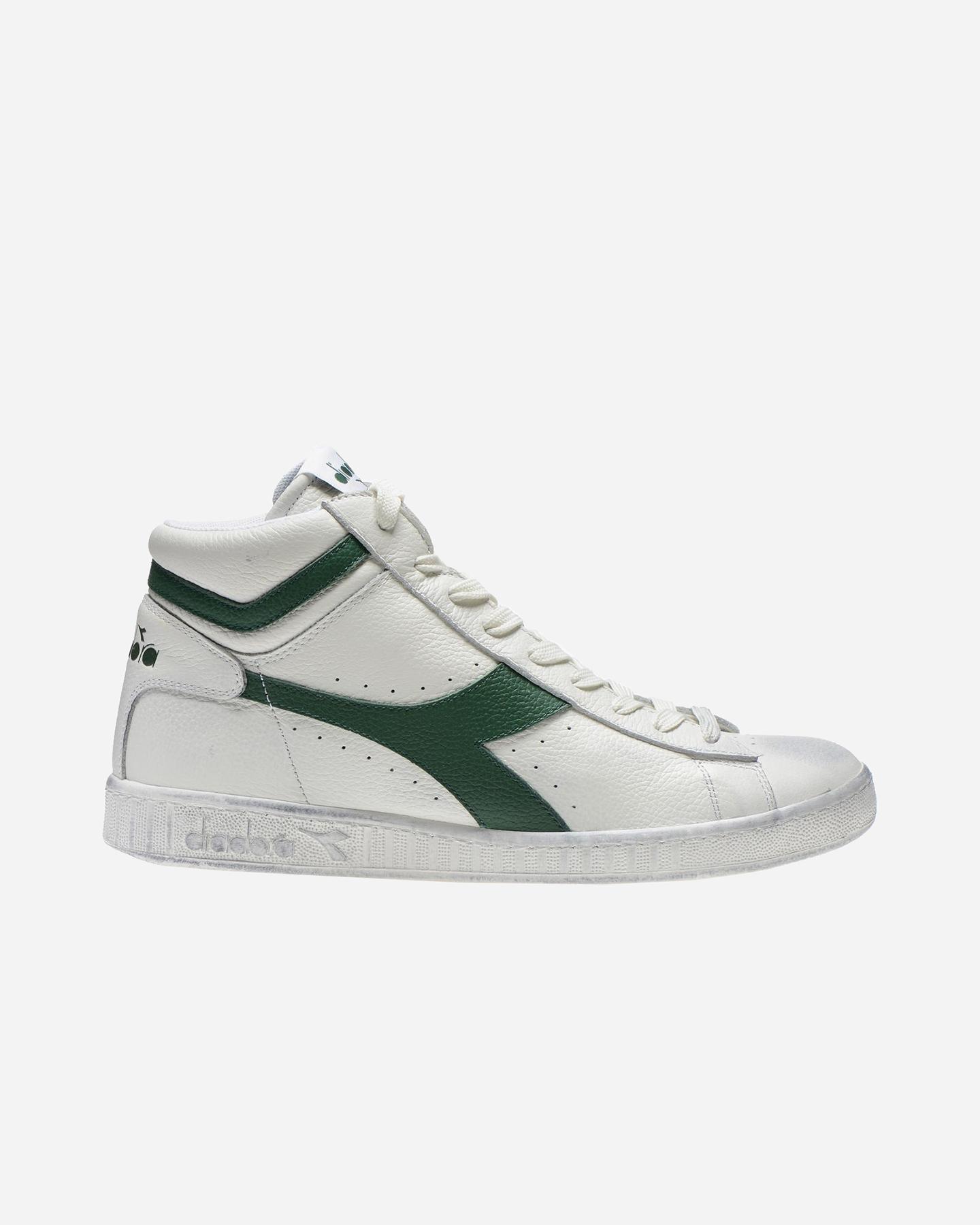 Scarpe C1161 L Game M Diadora Su High 159657 Waxed Sneakers dx0YUdw5q