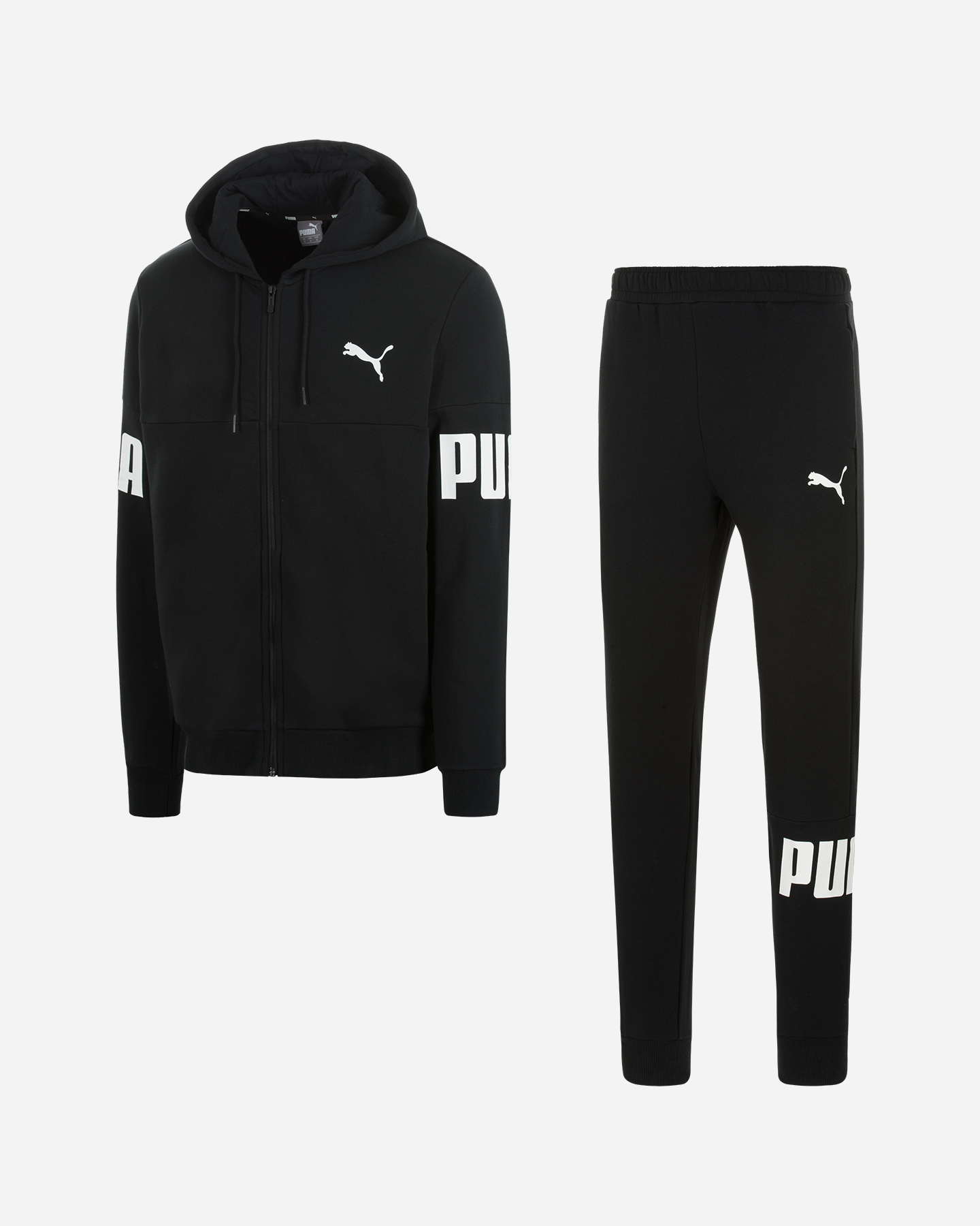 1494f8d6b790ca Tuta Puma Hooded Sweat Suit M 85507301 | Cisalfa Sport