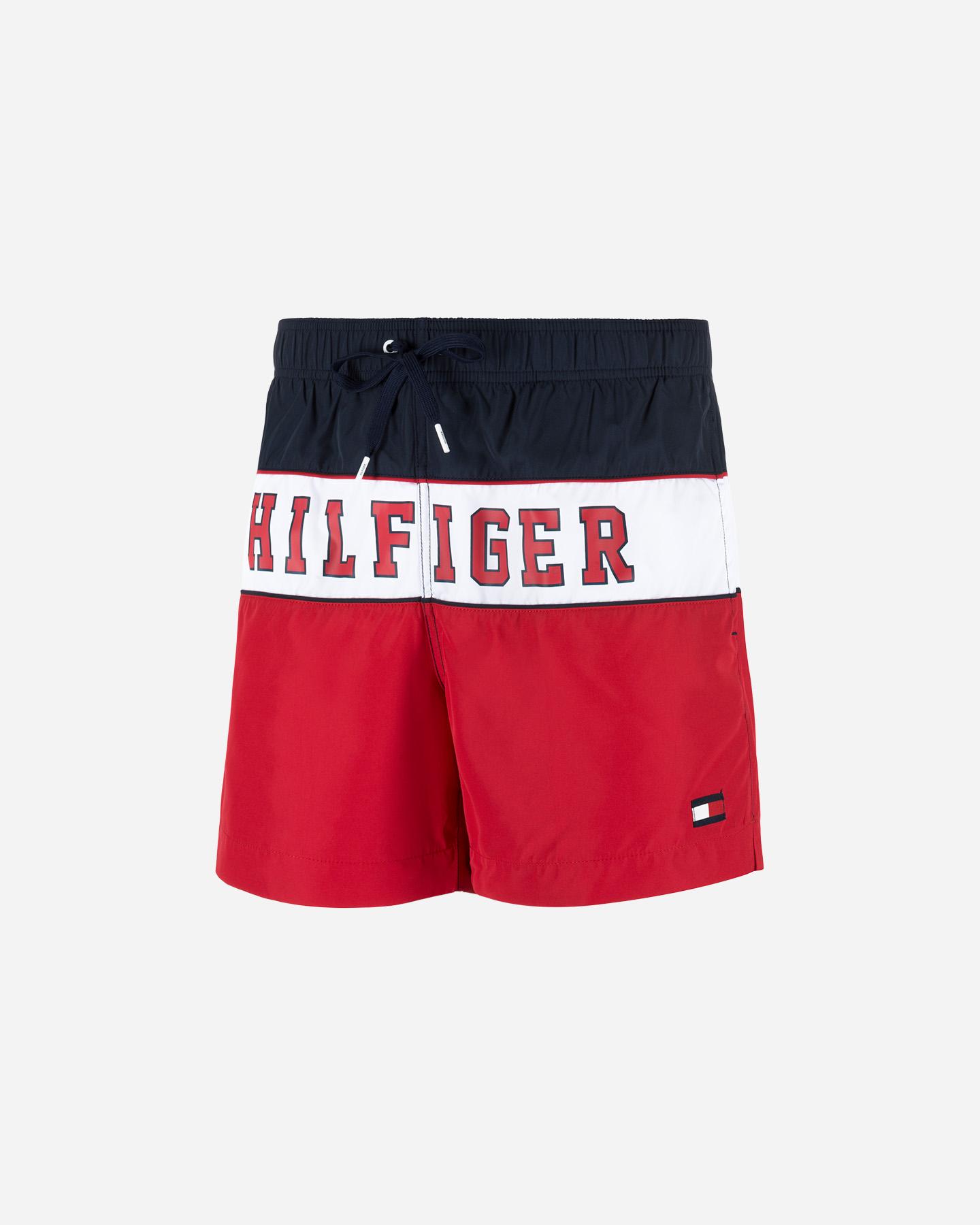 2a2112b381f7 Boxer Mare Tommy Hilfiger Color Block M UM0UM01116611 | Cisalfa Sport