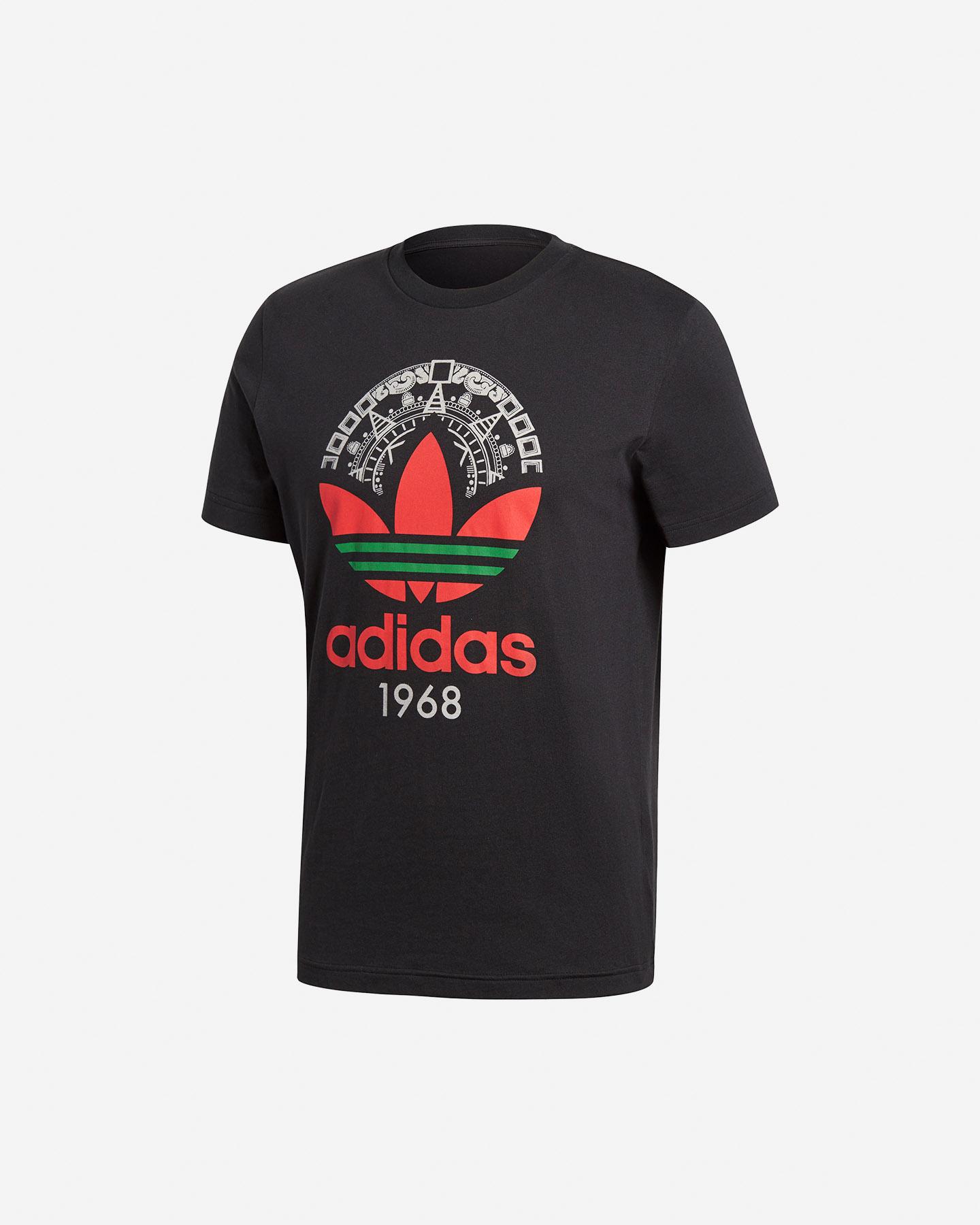 a4540e9b4d75 T-shirt Adidas Trefoil Tee M CD6825 | Cisalfa Sport