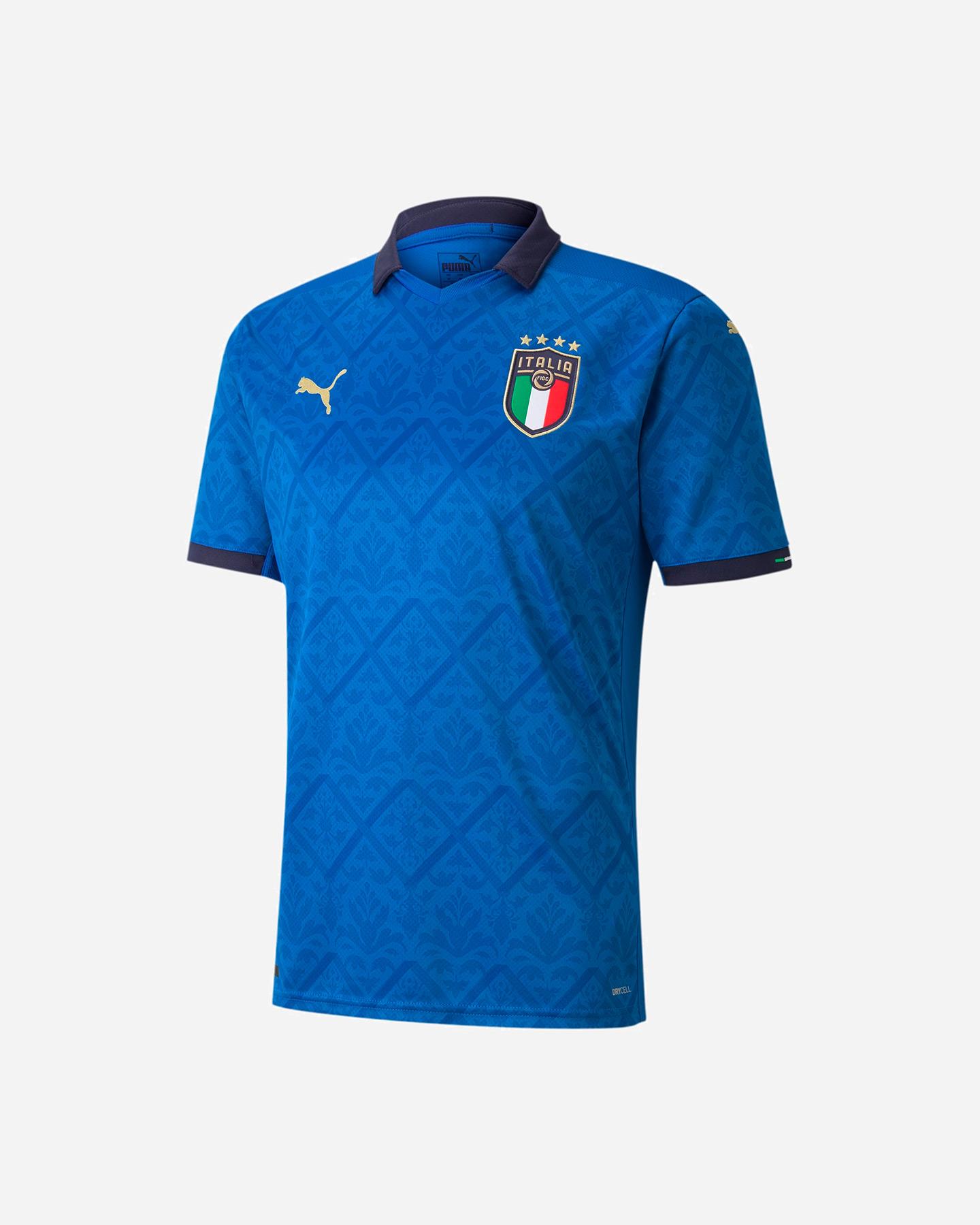 Puma - Italia Home 20 M - Maglia Calcio - Uomo