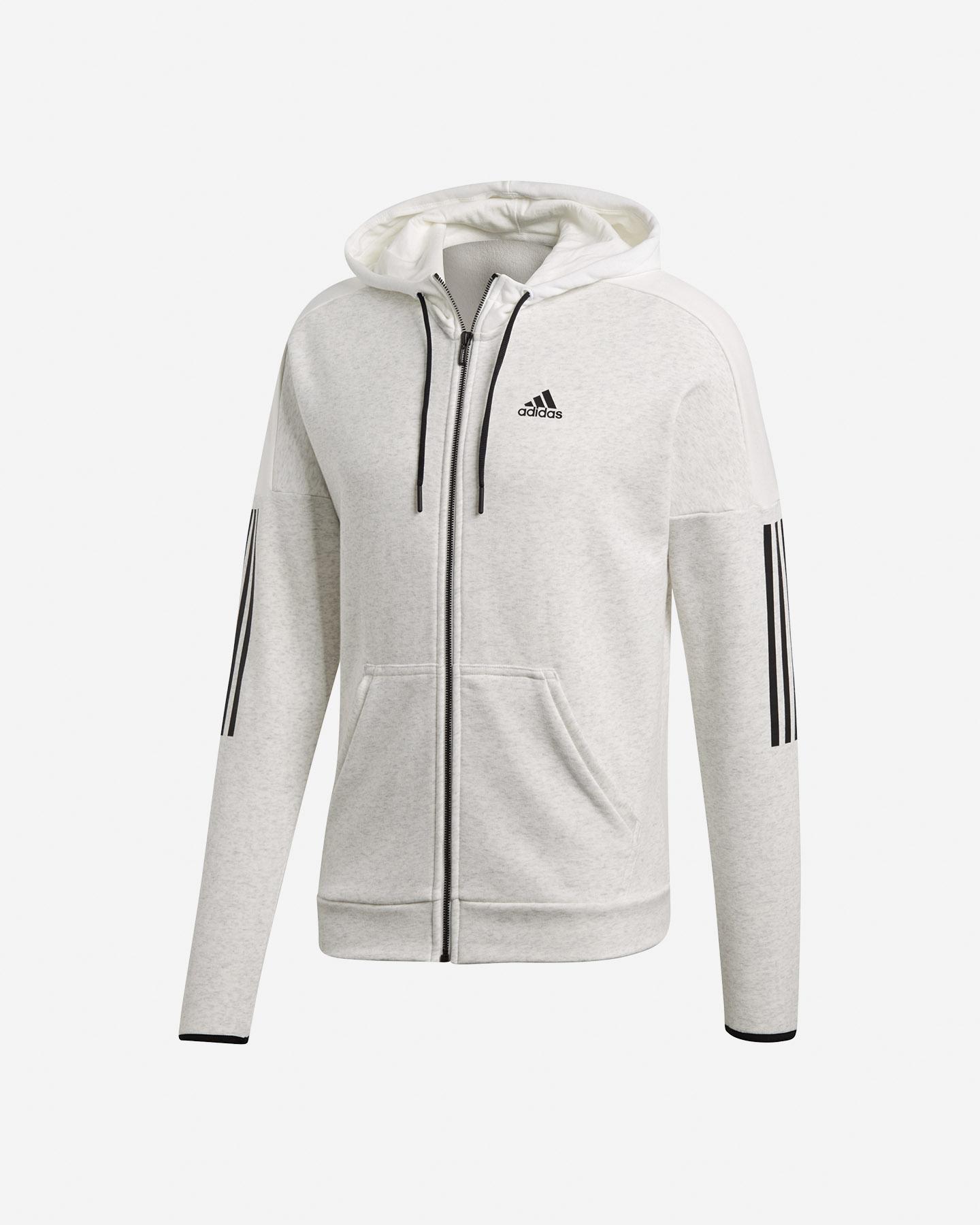 Fleece M Dm4055Cisalfa Adidas Felpa Id Sport Qthdrs