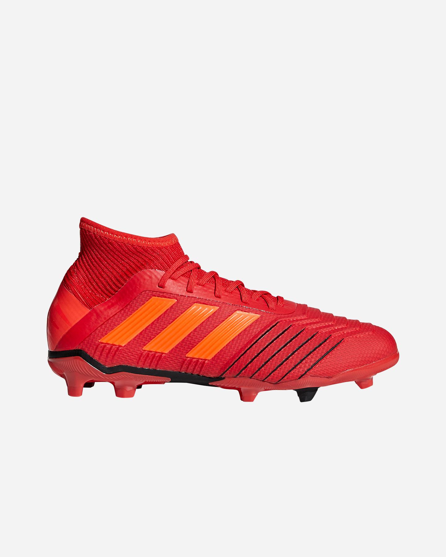 adidas Calcio Junior Adidas Predator 19.1 Fg Scarpe Da