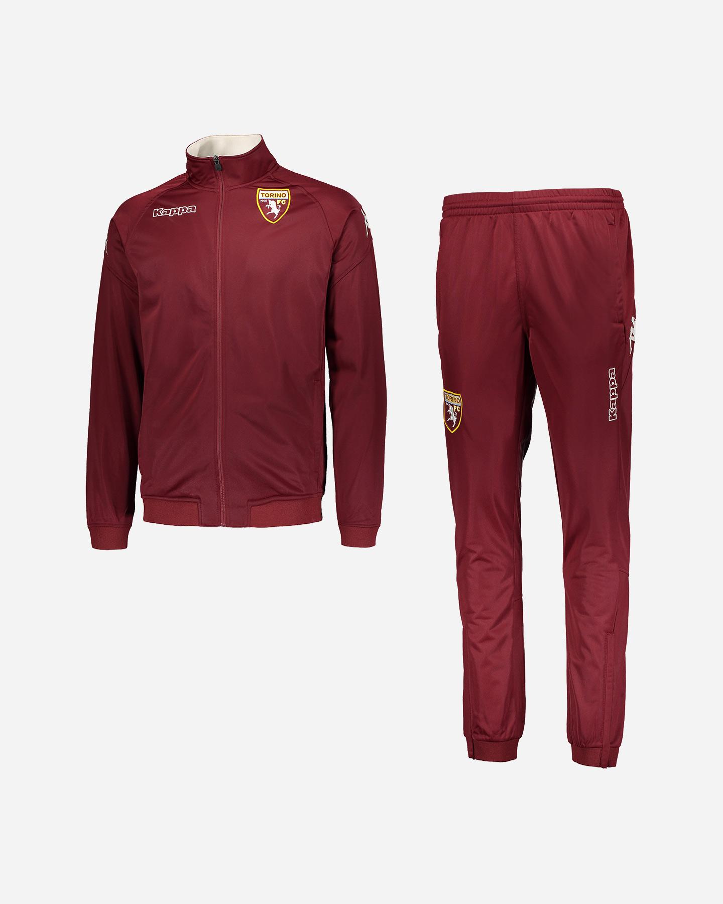 5422e6c2266a Tuta Calcio Kappa Torino Sr 17-18 M 303XDC0-TOR907 | Cisalfa Sport