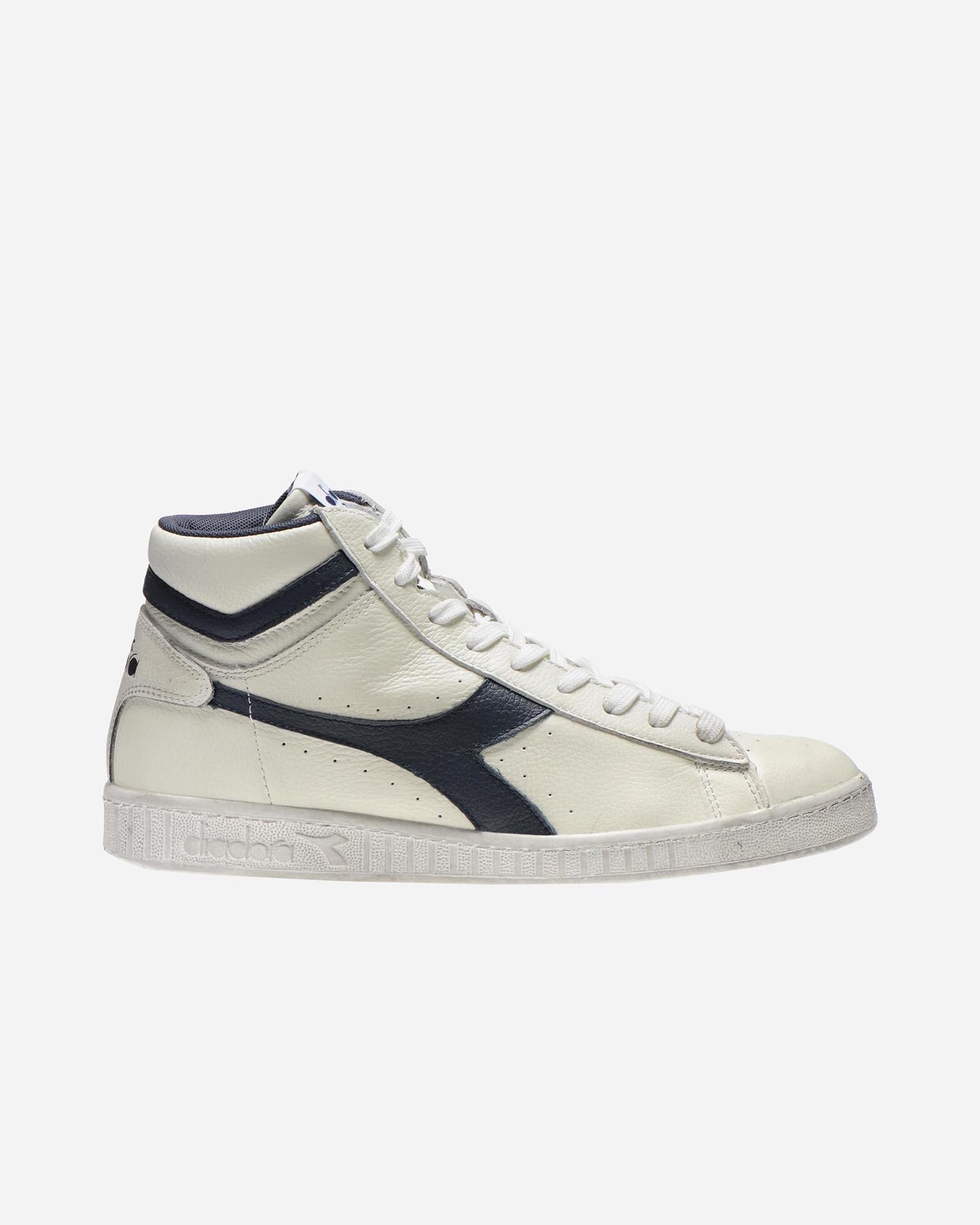 181c1384fc078 Scarpe sneakers DIADORA GAME L-HIGH WAXED M ...