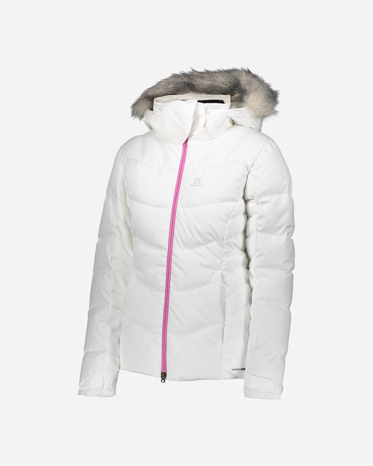 giacca sci donna salomon