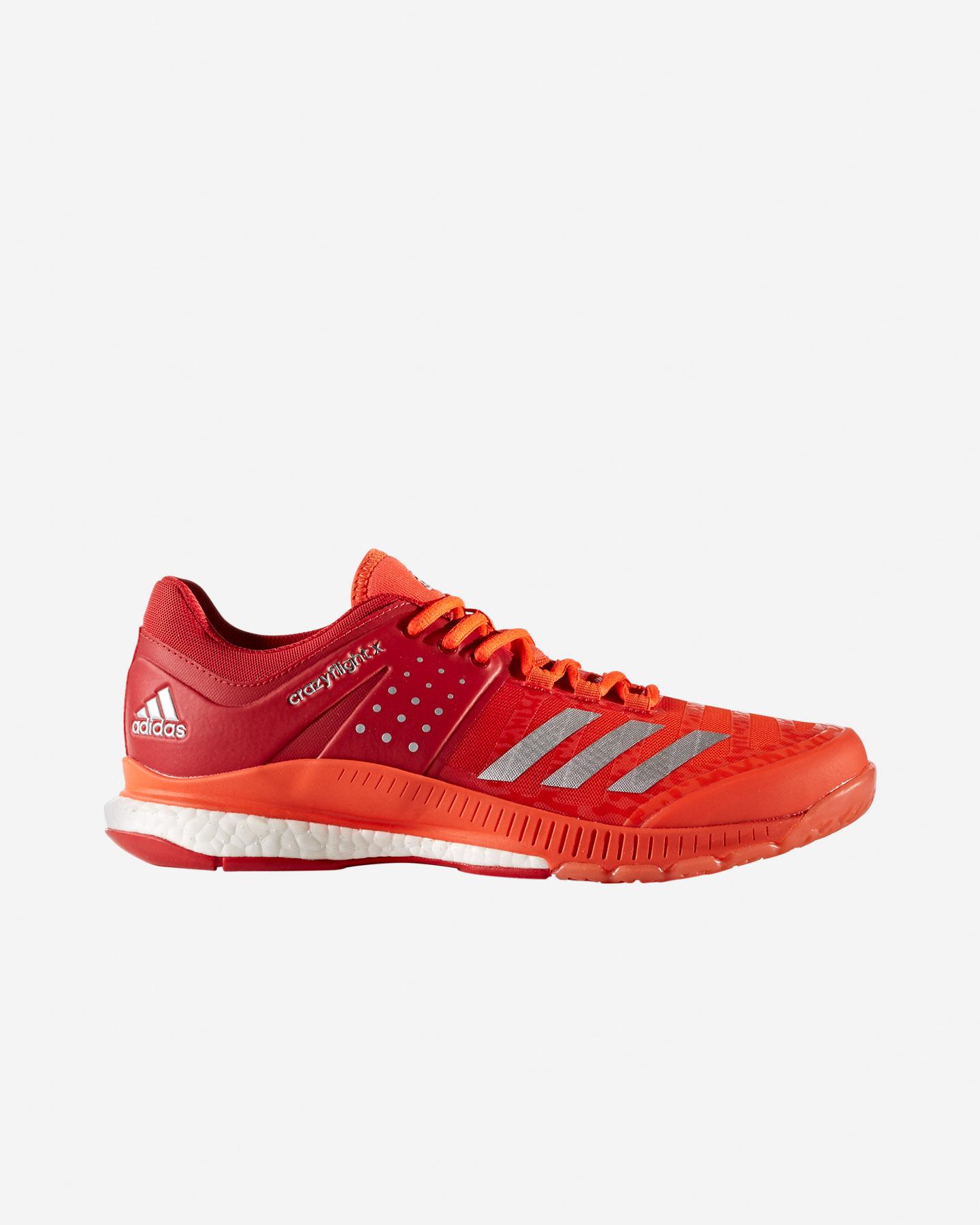 Sport By2585 Adidas X Scarpe Crazyflight Su Volley M Cisalfa rt1t8Pq