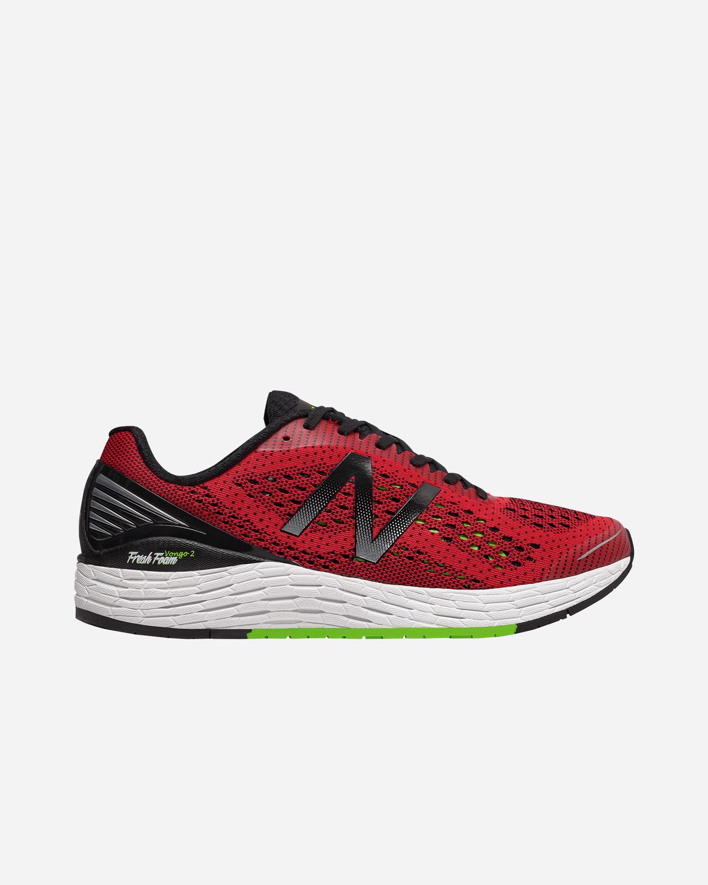 NEW BALANCE NB VONGO v2 e v3 scarpe trail running uomo