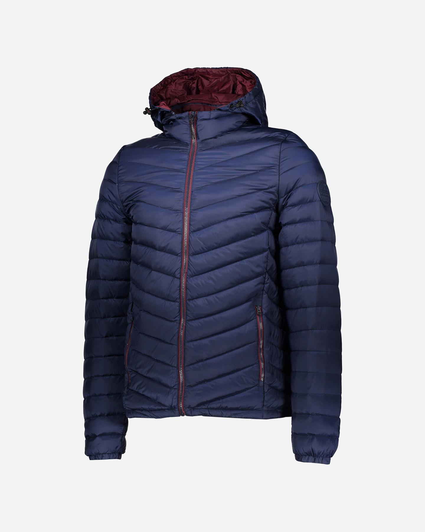 best company giacca uomo piuma outerwear