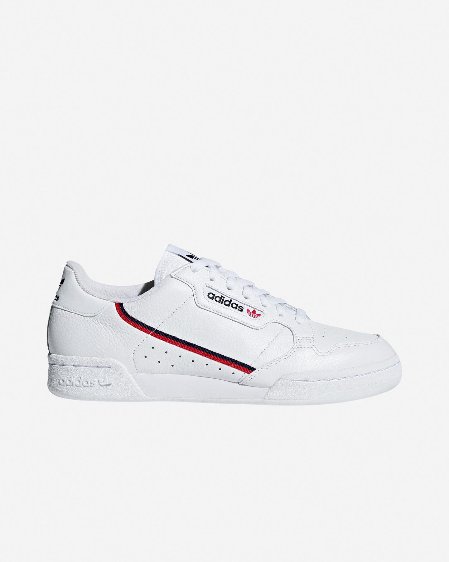 adidas continental scarpe uomo