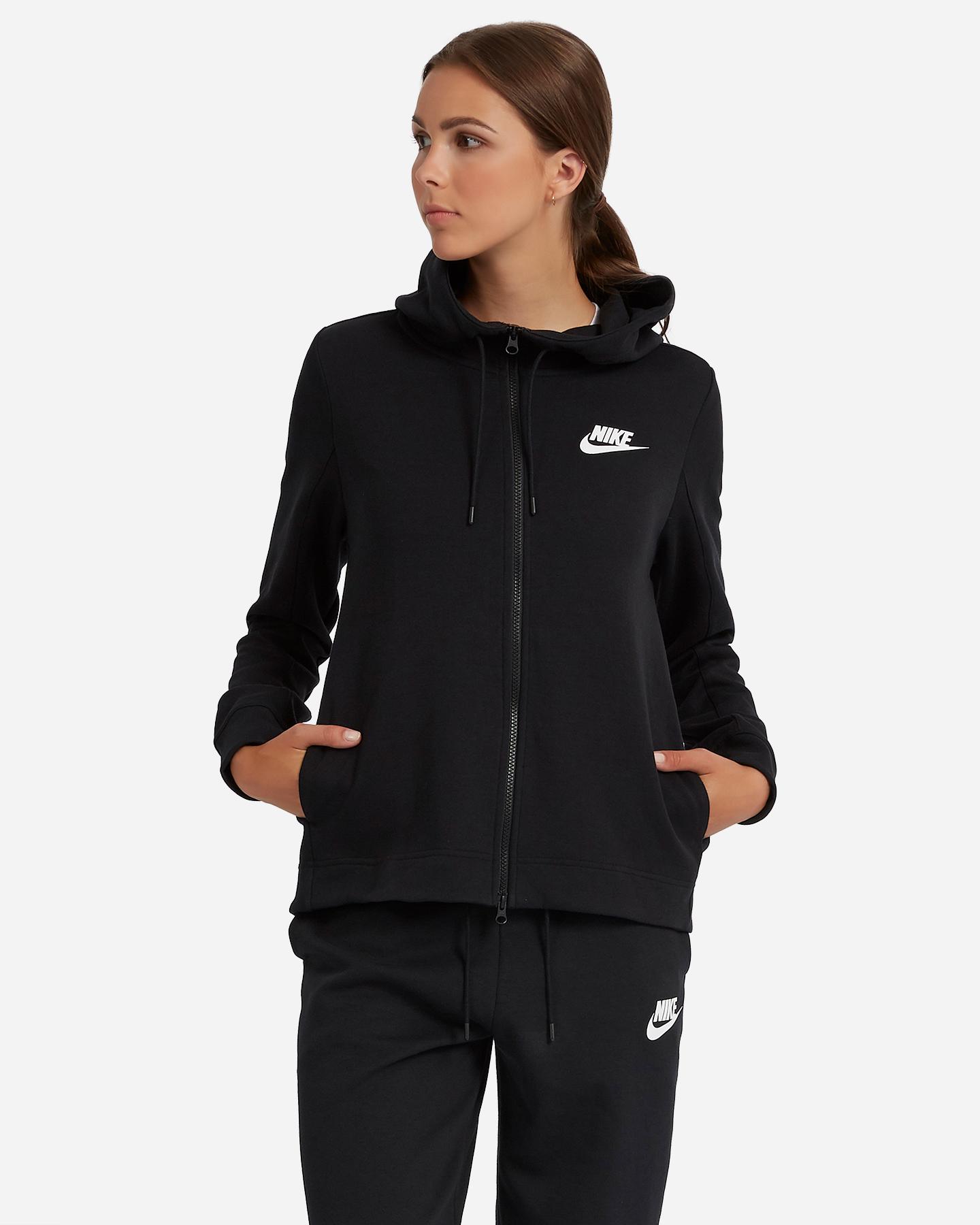Optic W Felpa Nike Sportswear Fleece OPXZkiu