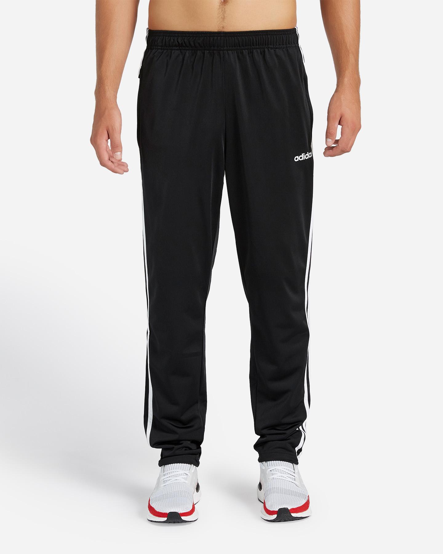 pantaloni adidas uomo poliestere