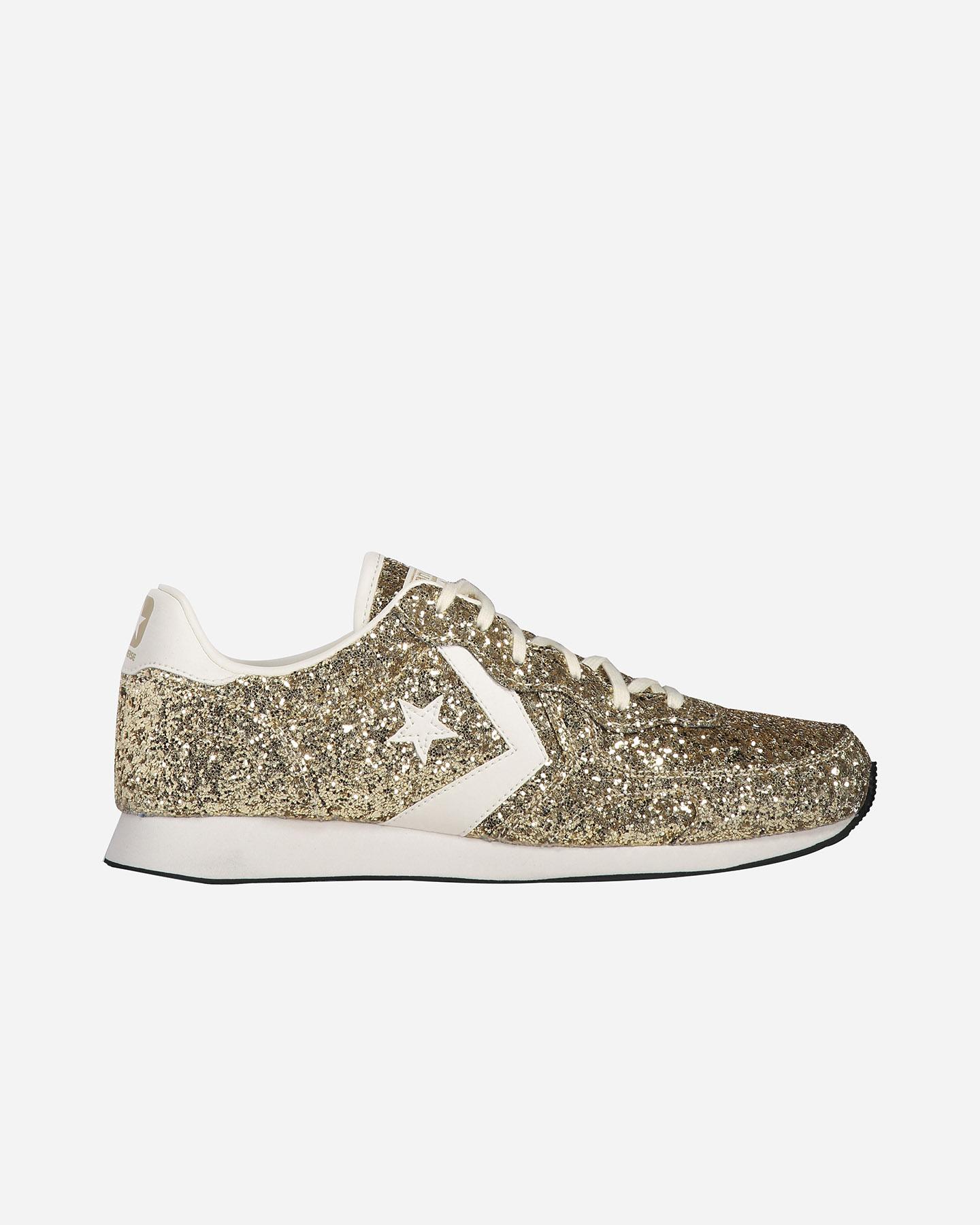 scarpe glitter converse